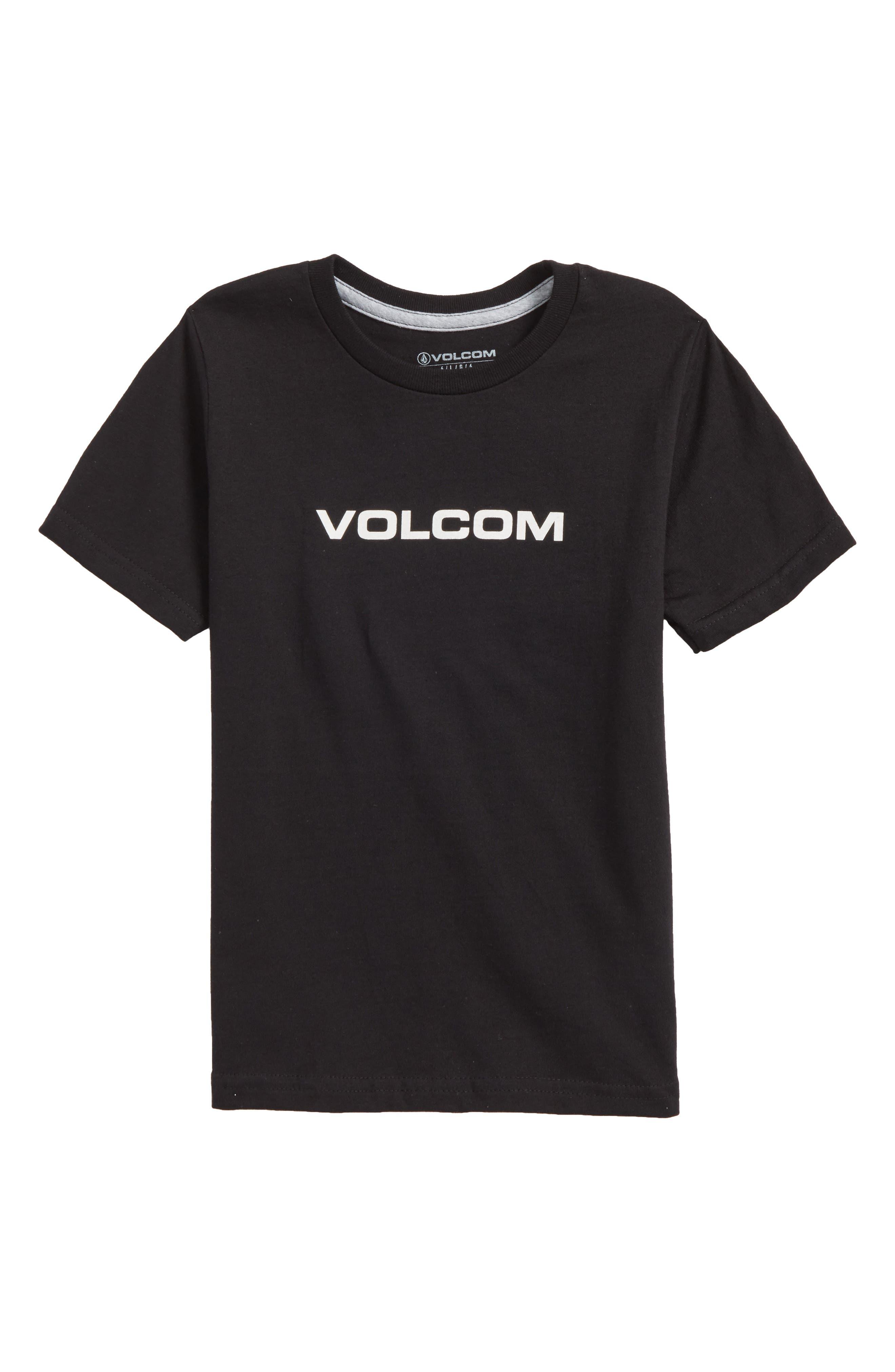 Main Image - Volcom Crisp Euro Graphic T-Shirt (Toddler Boys & Little Boys)