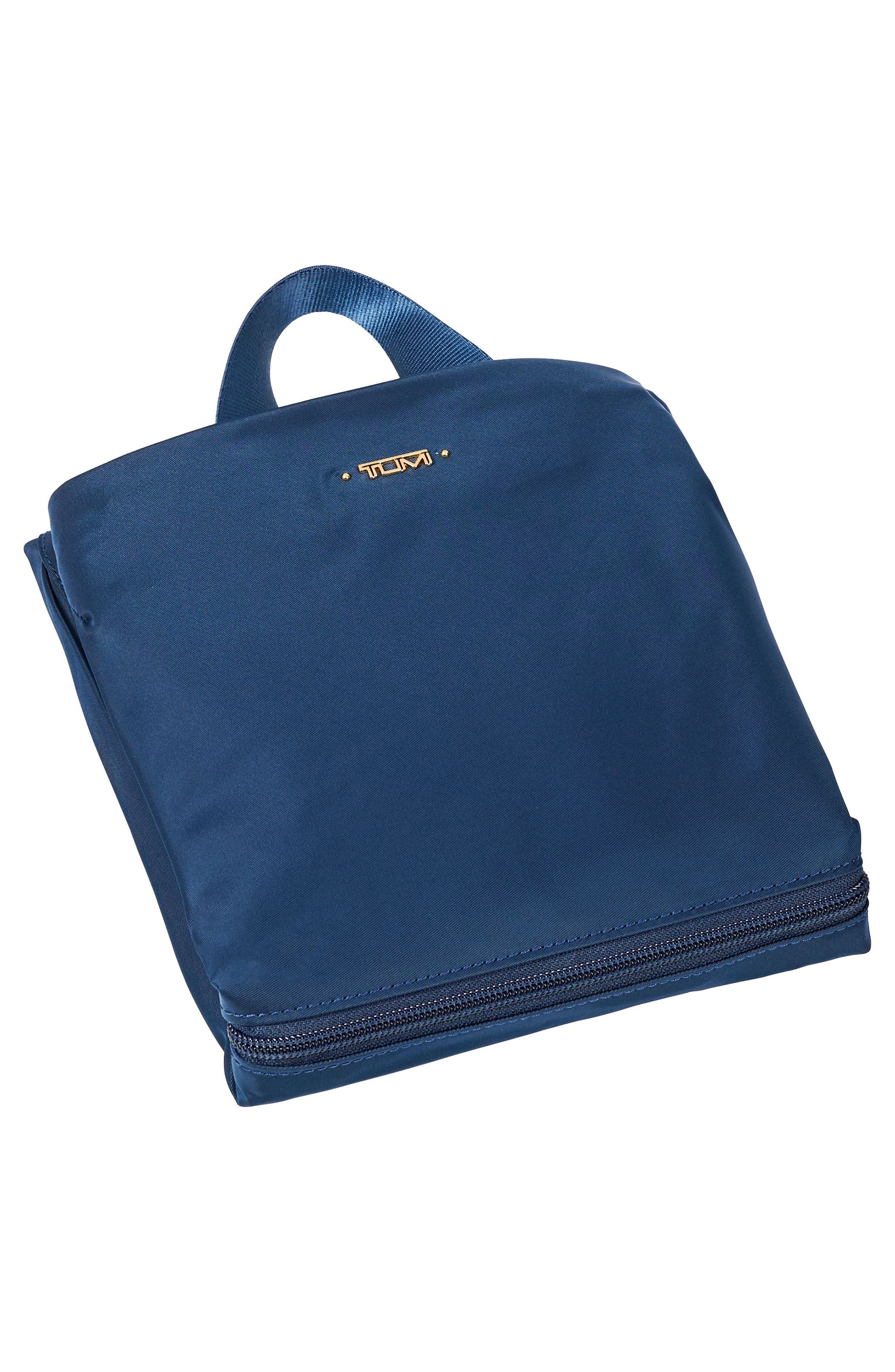Just in Case<sup>®</sup> Back-Up Tavel Bag,                             Alternate thumbnail 5, color,                             Ocean Blue
