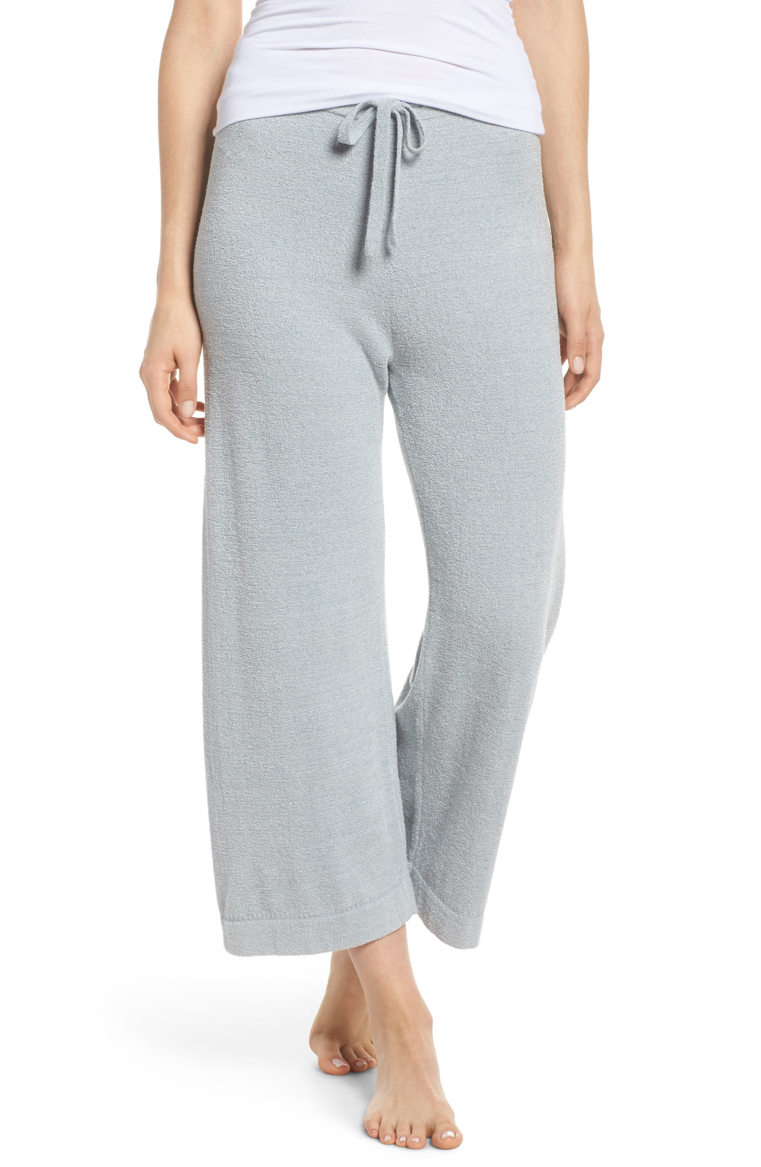 Cozychic Ultra Lite<sup>®</sup> Culotte Lounge Pants,                         Main,                         color, Blue Water