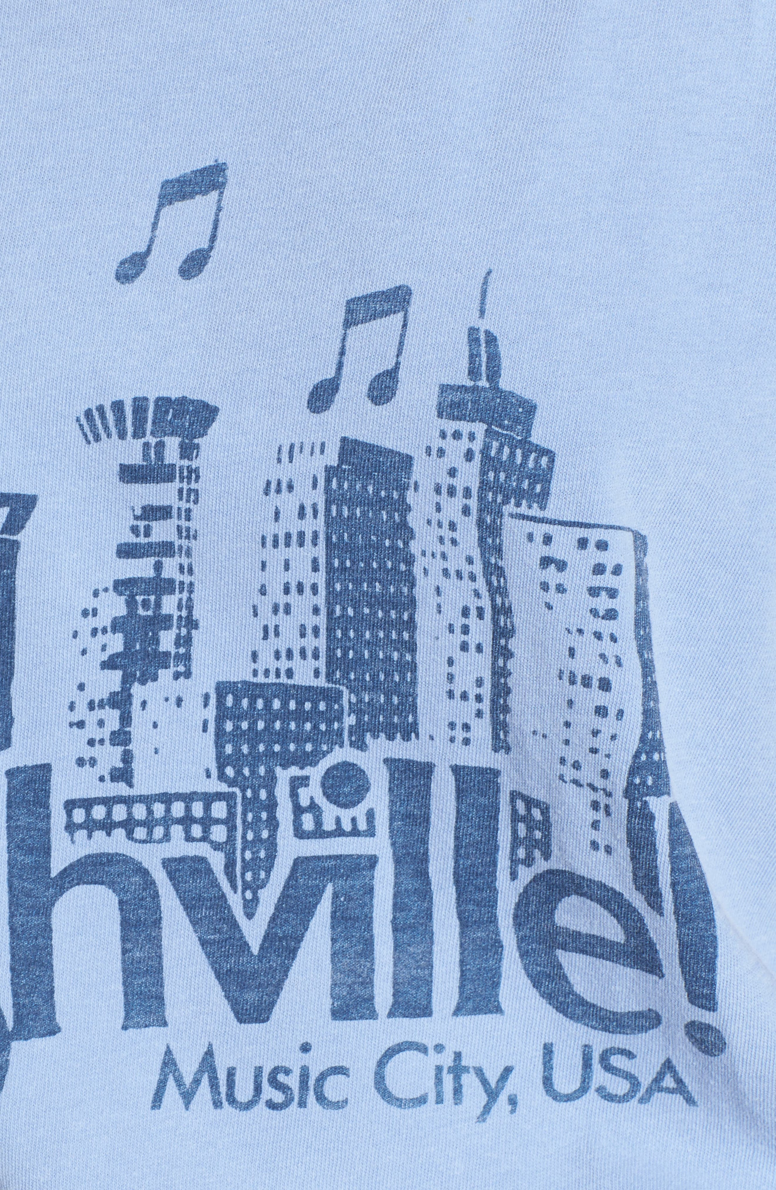 Nashville Tee,                             Alternate thumbnail 5, color,                             Indigo