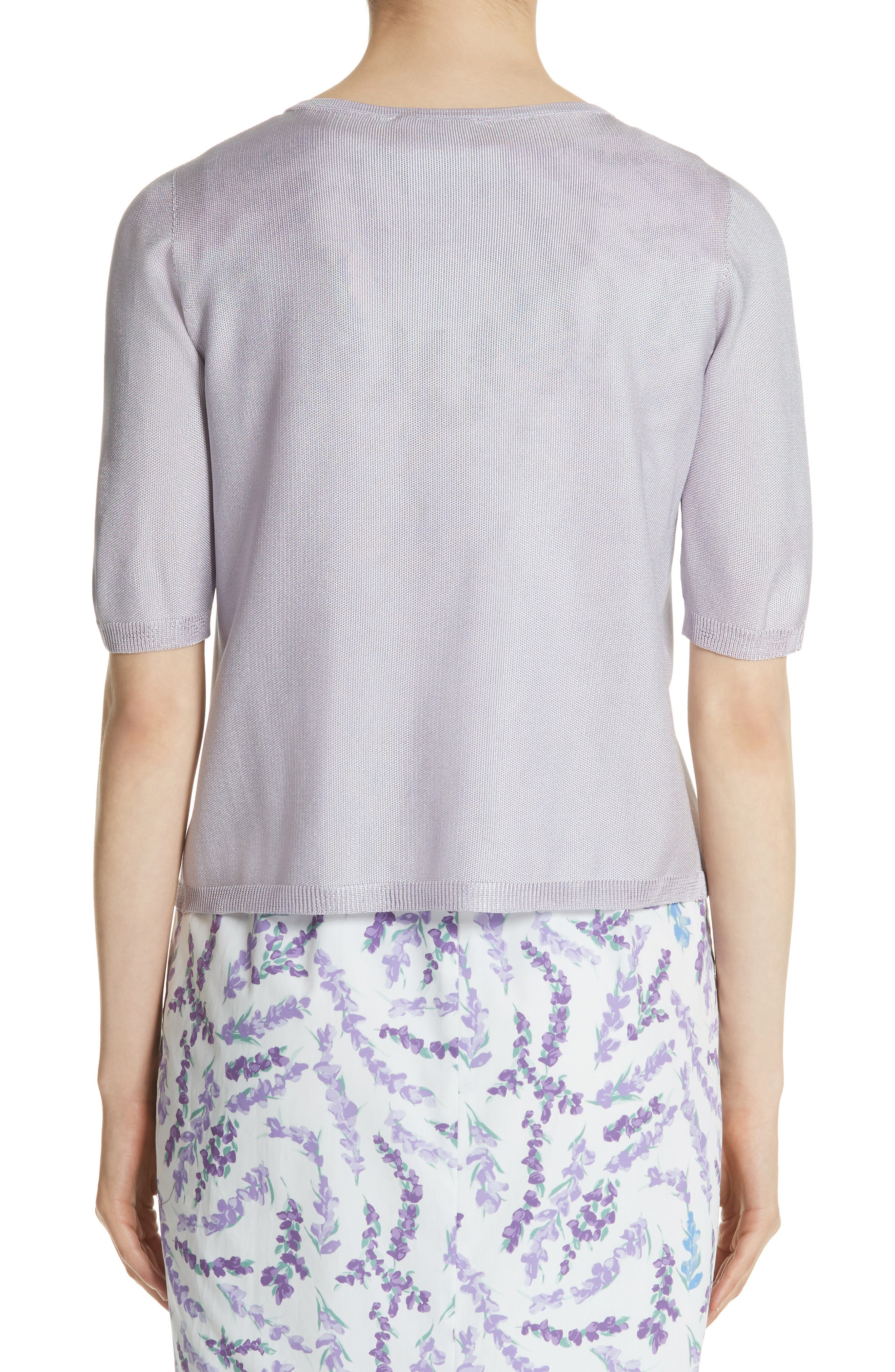 Alternate Image 2  - Max Mara Fondi Knit Cardigan