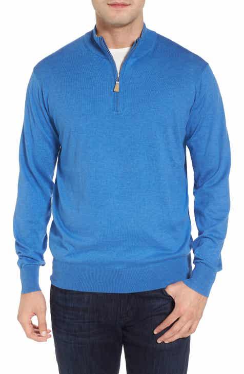 Men S Half Zip Pullovers Amp Zip Up Sweaters Amp Fleece