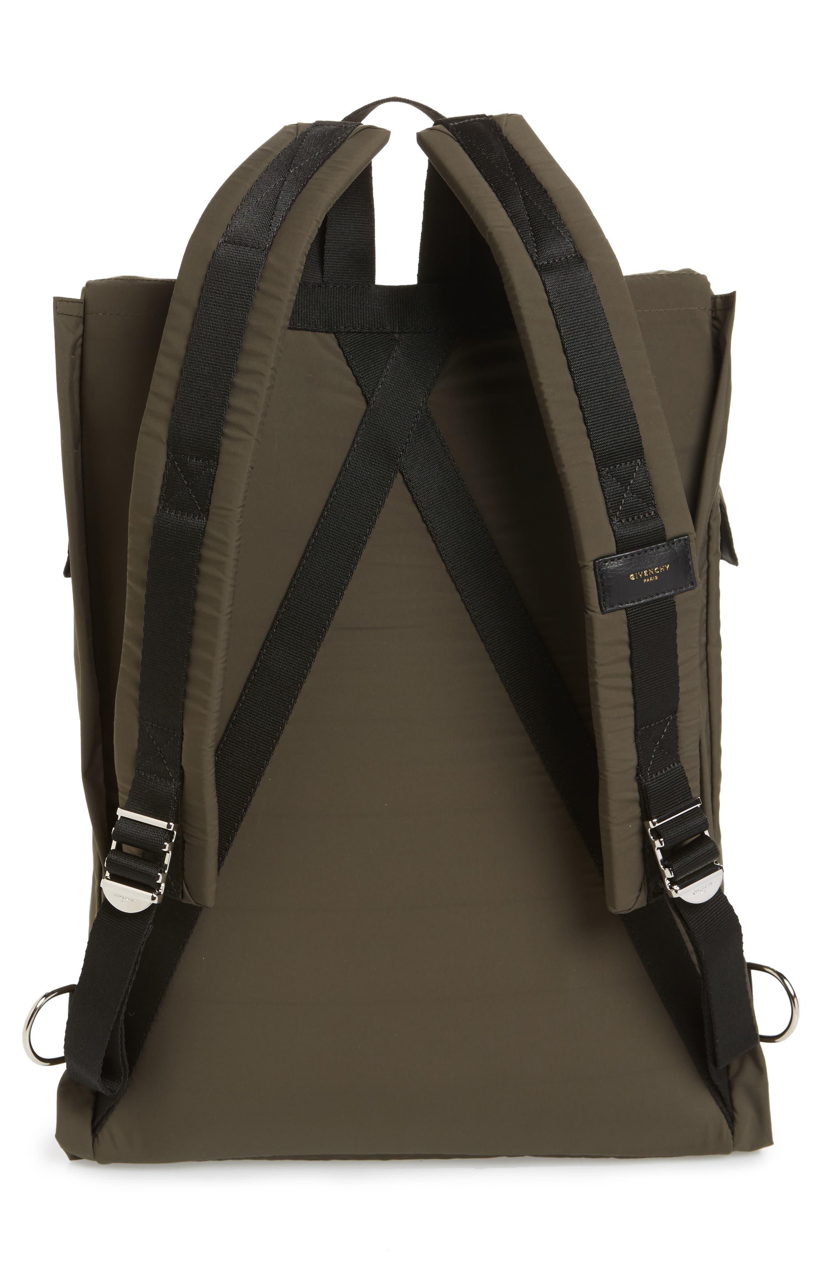 Aviator Backpack,                             Alternate thumbnail 3, color,                             Khaki