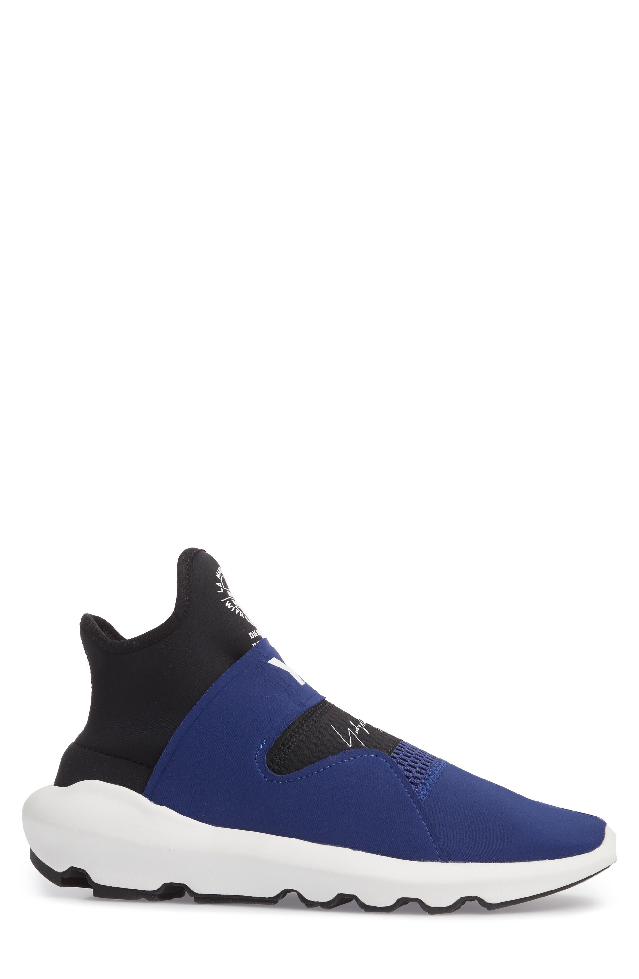 x adidas Suberou Sneaker,                             Alternate thumbnail 3, color,                             Unity Ink