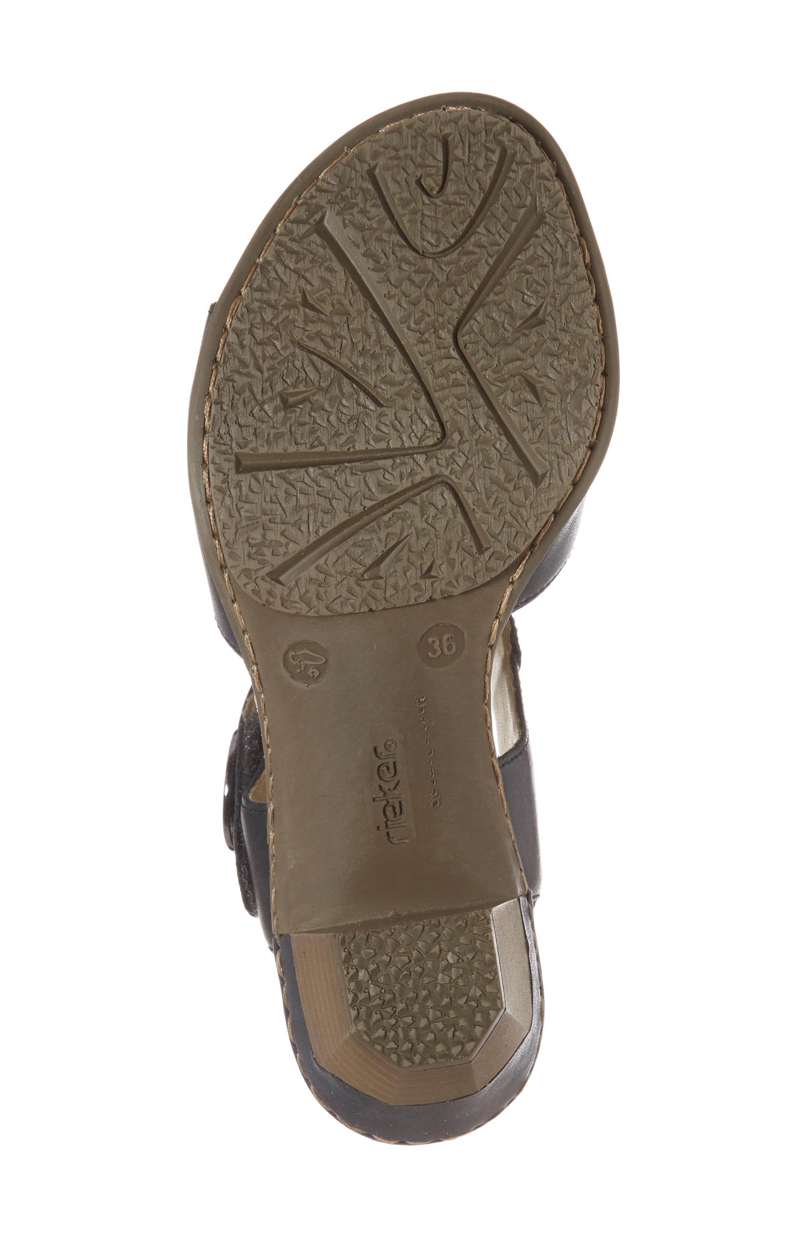 Alternate Image 6  - Rieker Antistress Aileen 69 Sandal (Women)