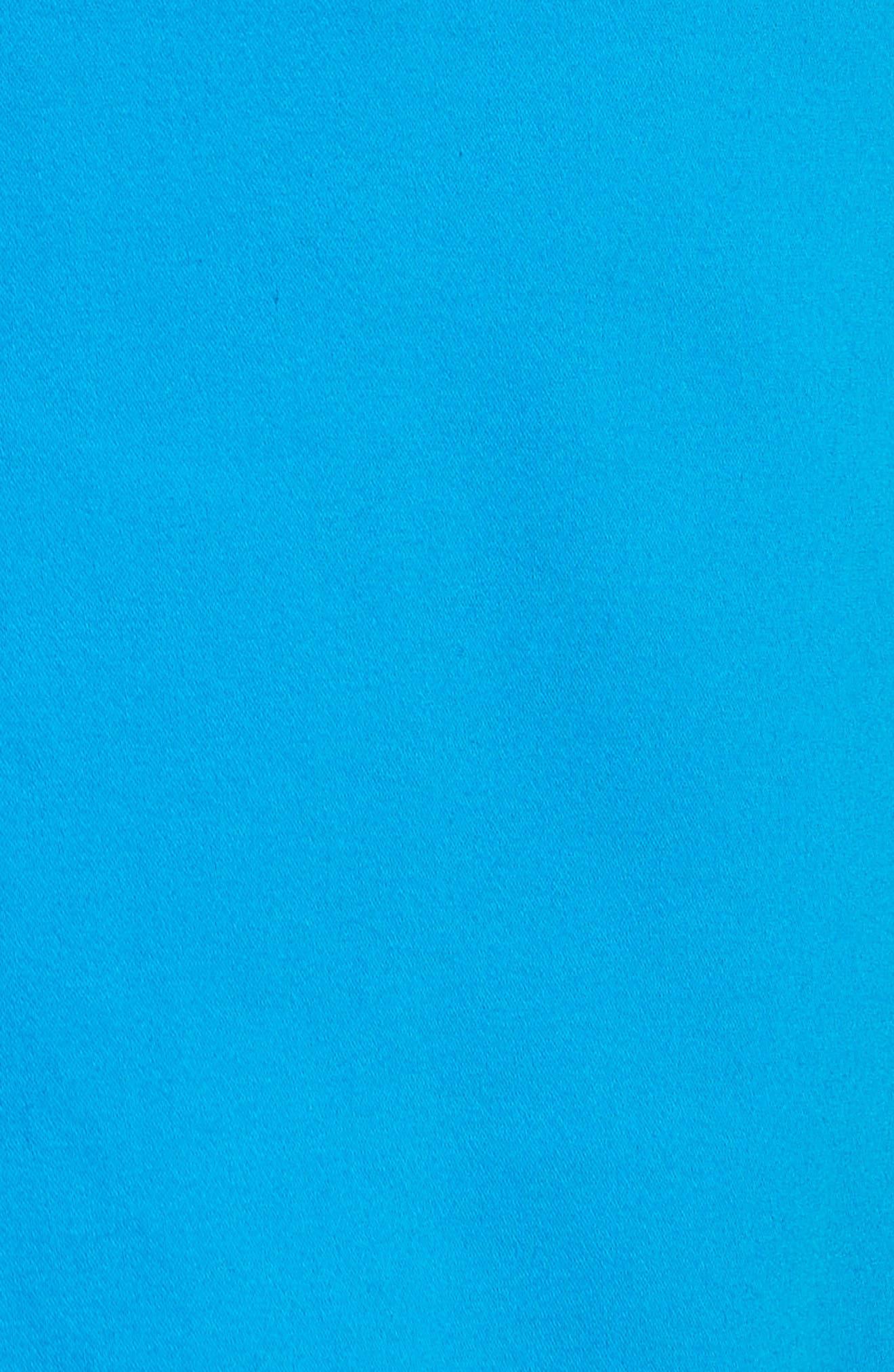 Alternate Image 5  - Harvey Faircloth Piping Detail Skirt