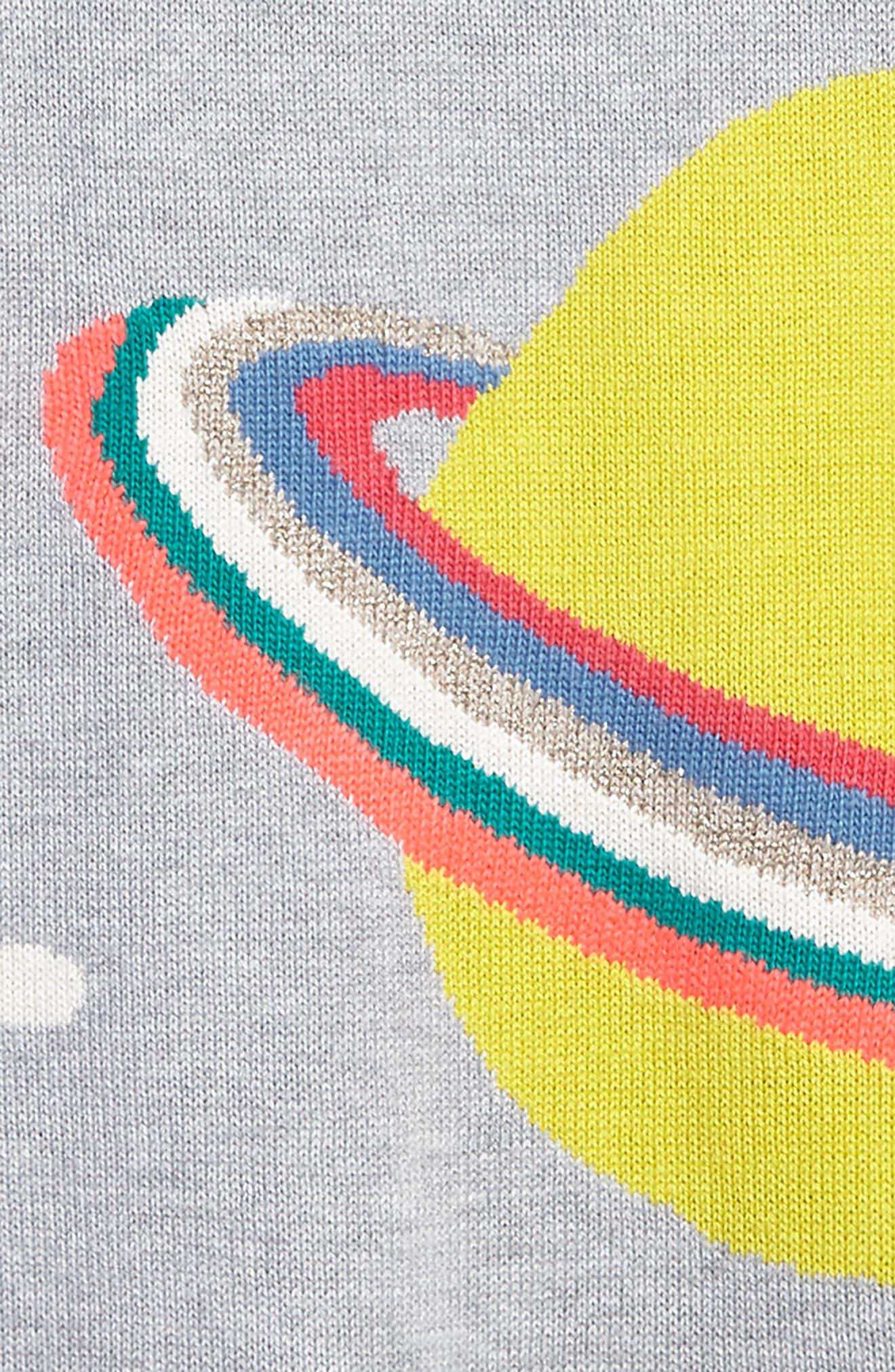 Alternate Image 3  - Mini Boden Fun Knit Dress (Toddler Girls, Little Girls & Big Girls)