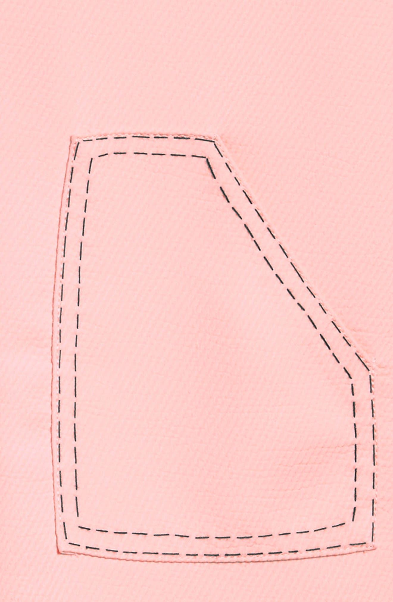 Alternate Image 3  - Doe a Dear Mod Sleeveless Shift Dress (Toddler Girls, Little Girls & Big Girls)