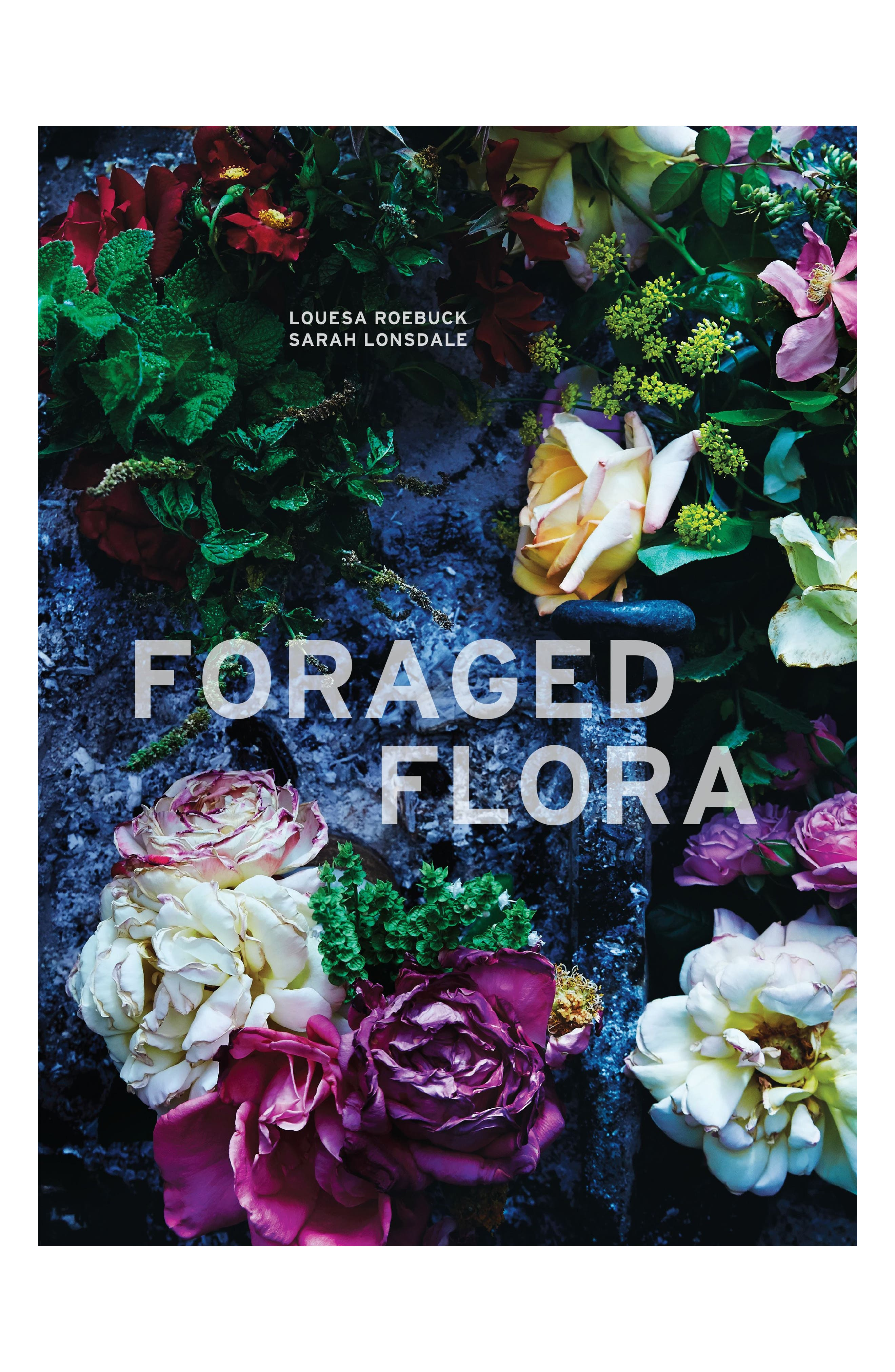 'Foraged Flora' Book,                             Main thumbnail 1, color,                             Multi
