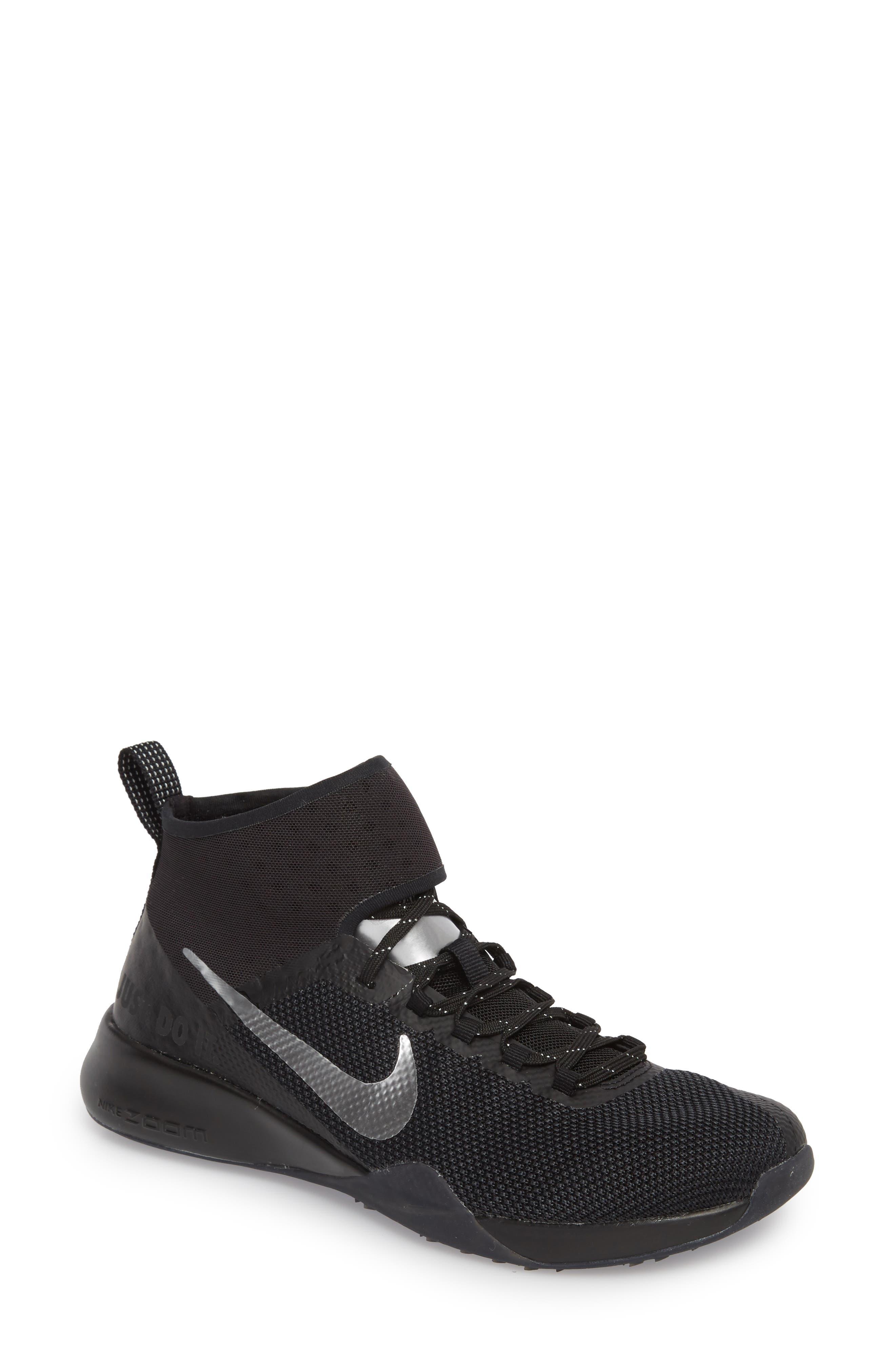 Alternate Image 1 Selected - Nike Air Zoom Strong 2 Selfie Training Shoe (Women)