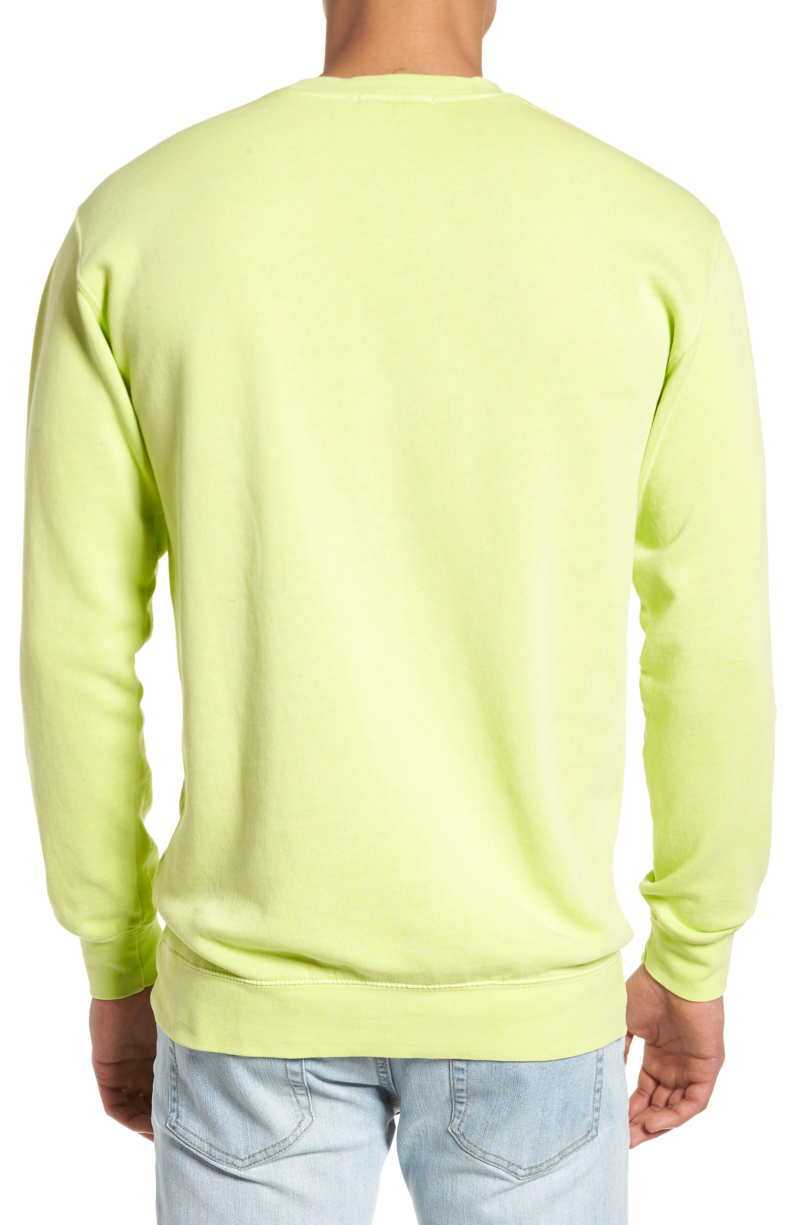 New World Sweatshirt,                             Alternate thumbnail 2, color,                             Dusty Mint