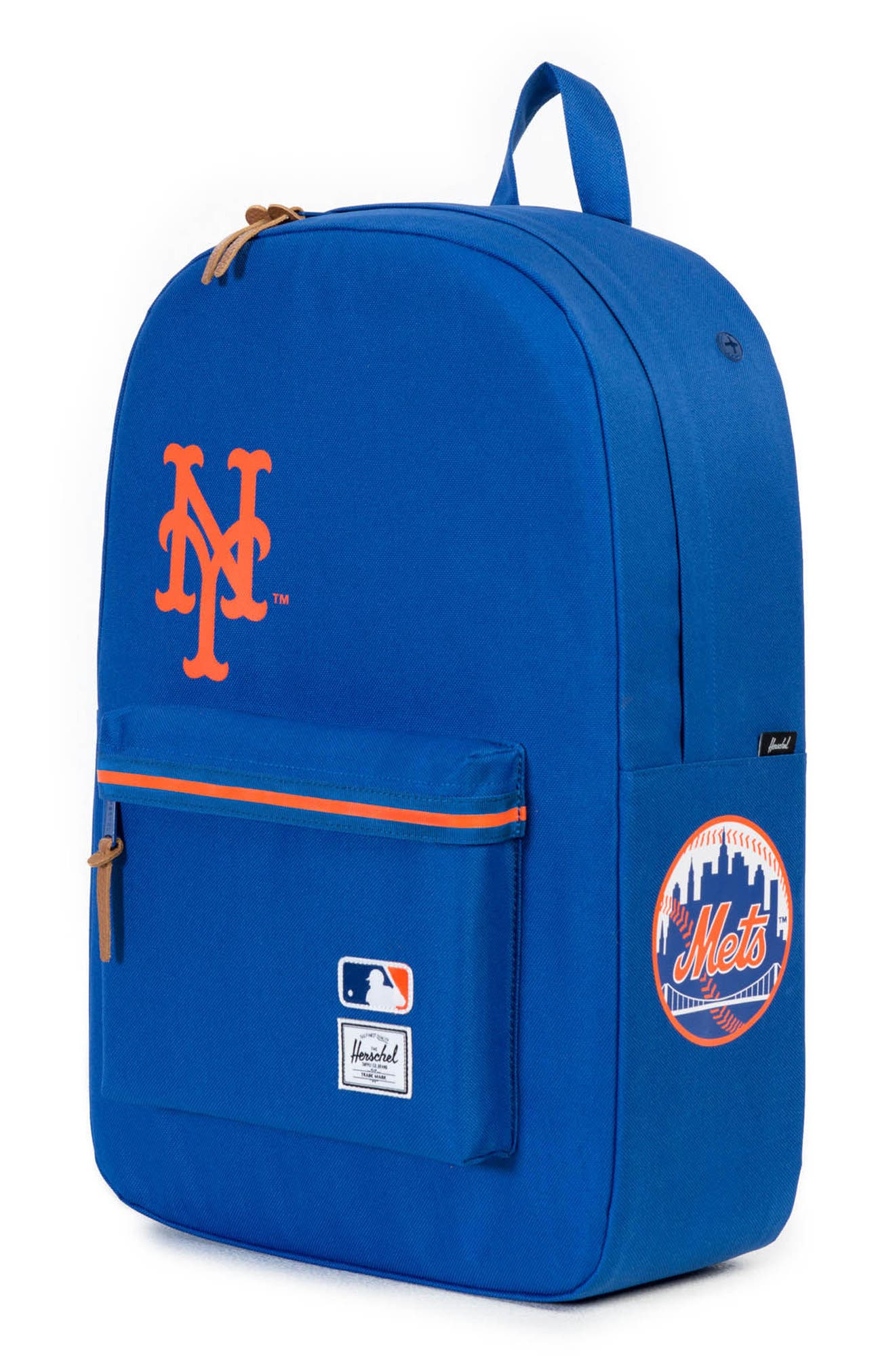 Heritage - MLB National League Backpack,                             Alternate thumbnail 4, color,                             New York Mets