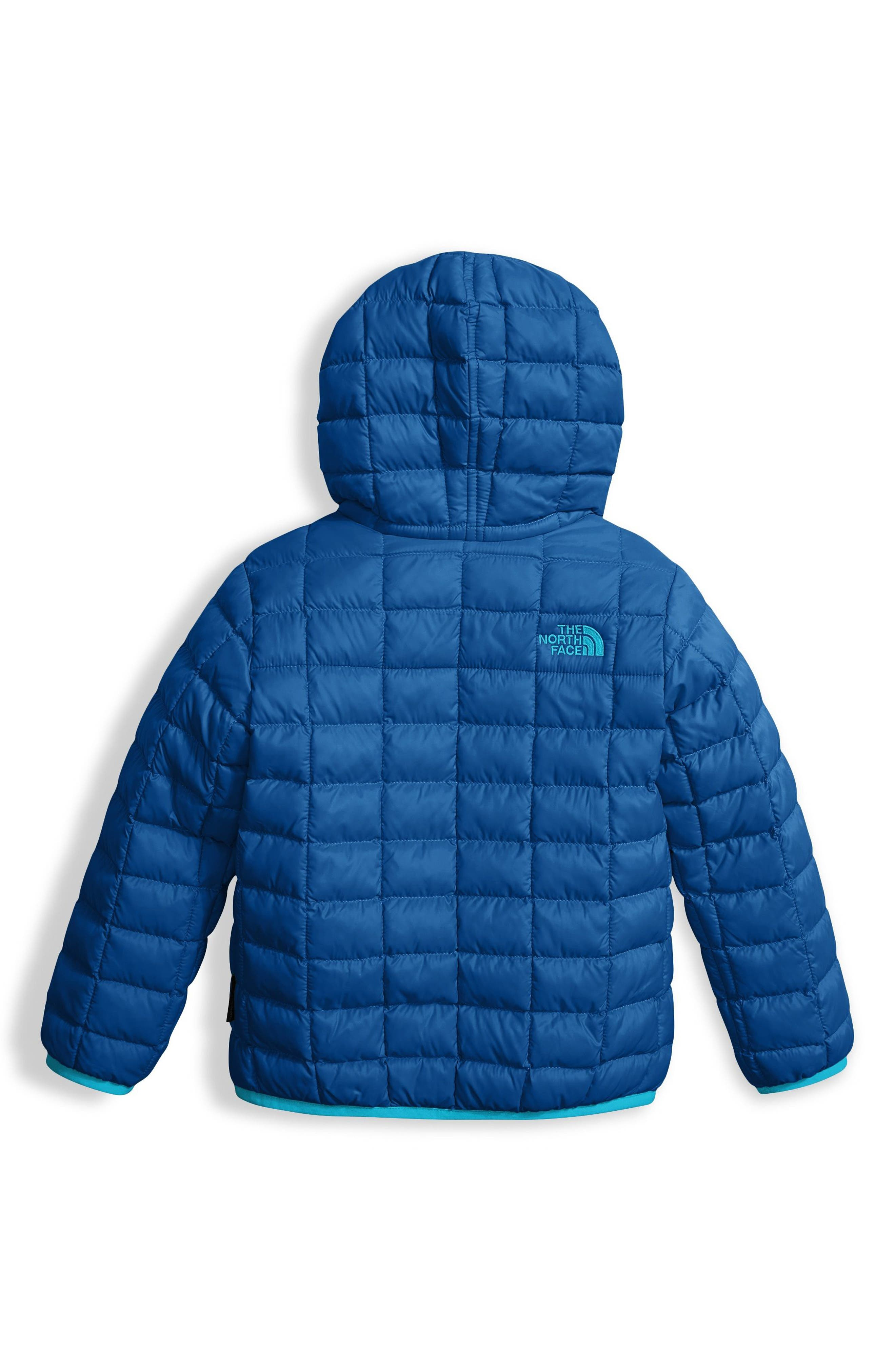 ThermoBall<sup>™</sup> PrimaLoft<sup>®</sup> Hooded Jacket,                             Alternate thumbnail 2, color,                             Turkish Sea