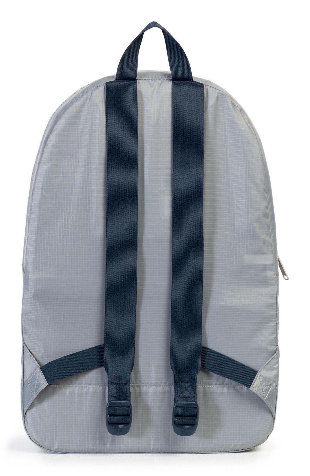 Packable - MLB American League Backpack,                             Alternate thumbnail 4, color,                             New York Yankees