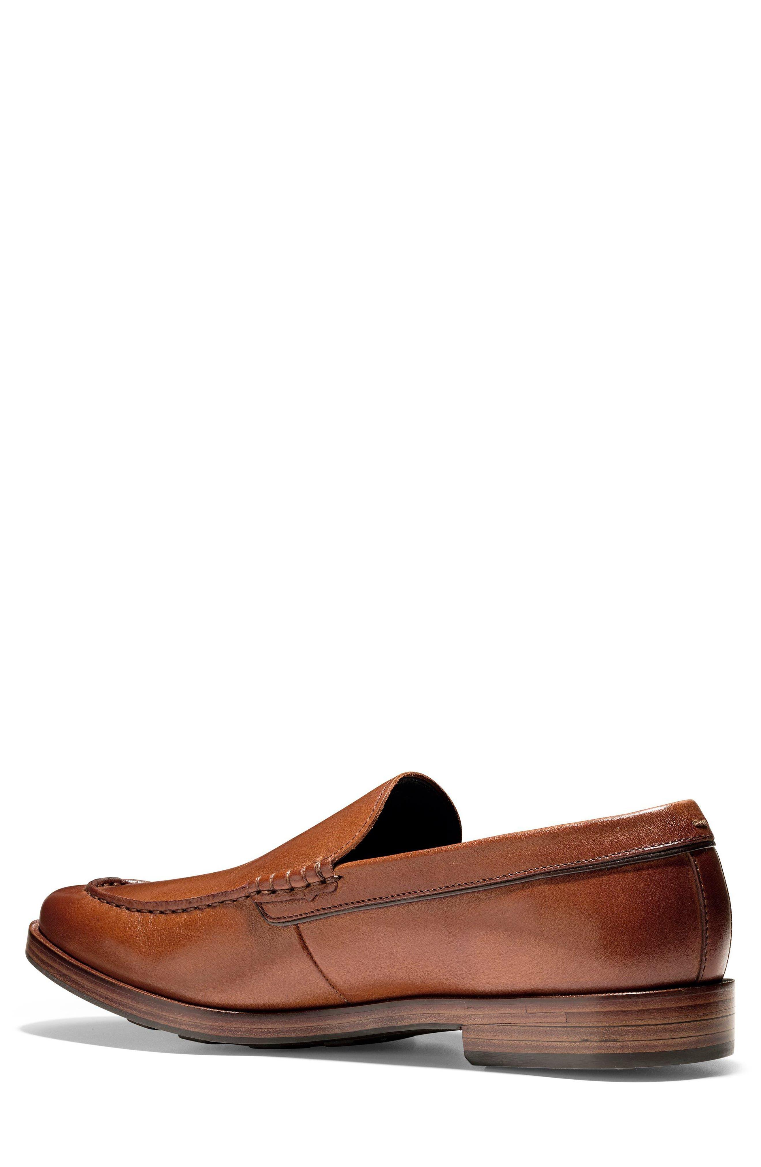 Hamilton Grand Venetian Loafer,                             Alternate thumbnail 2, color,                             British Tan