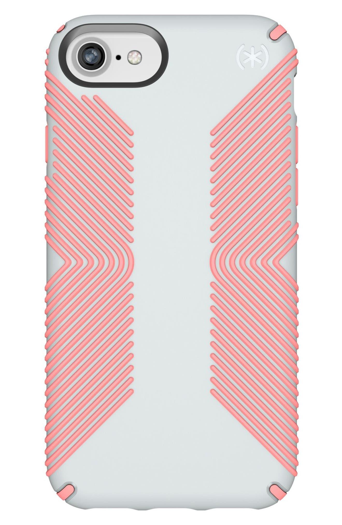 Main Image - Speck Grip iPhone 6/6s/7/8 Case