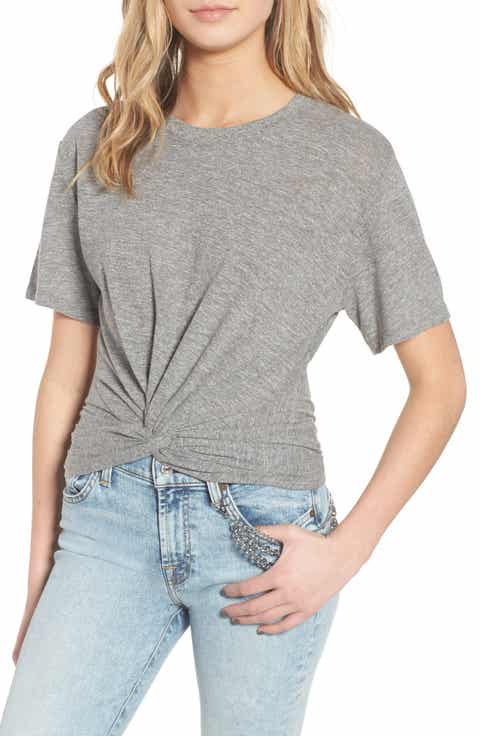 7 For All Mankind? Knotted Tee