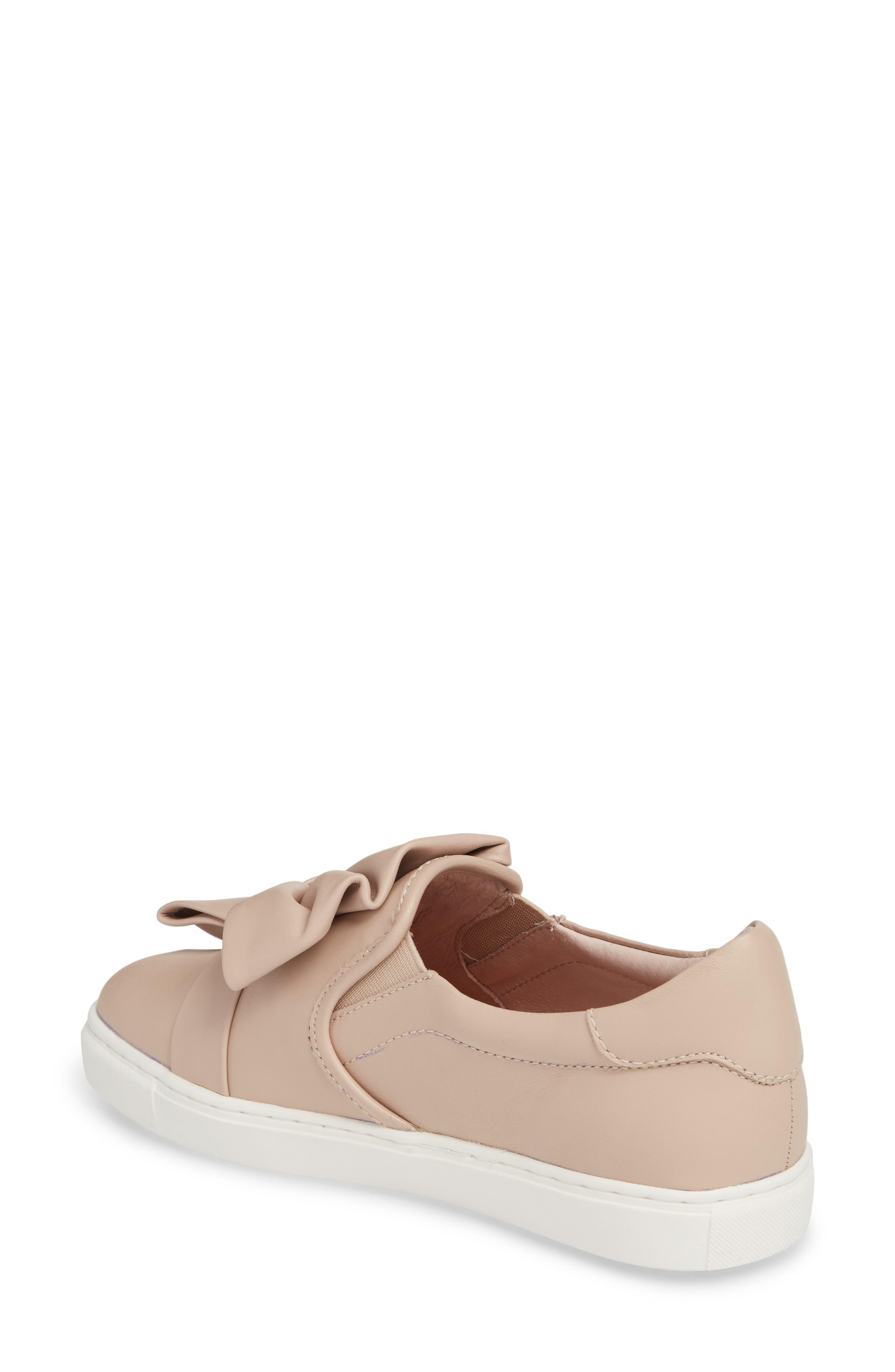 Alternate Image 2  - Halogen® Mika Slip-On Sneaker (Women)