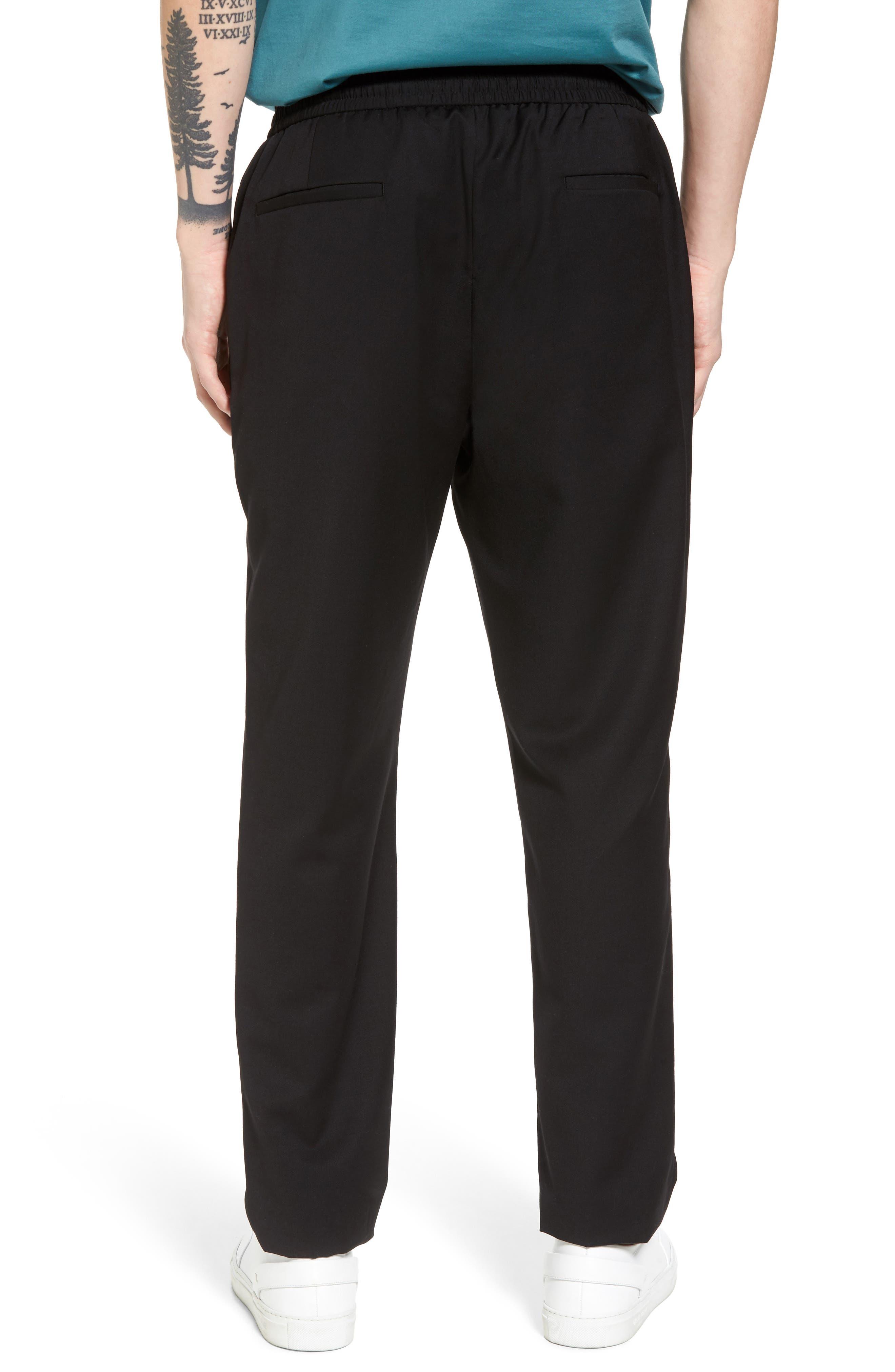 Alternate Image 2  - Calibrate E-Waist Wool Jogger Pants