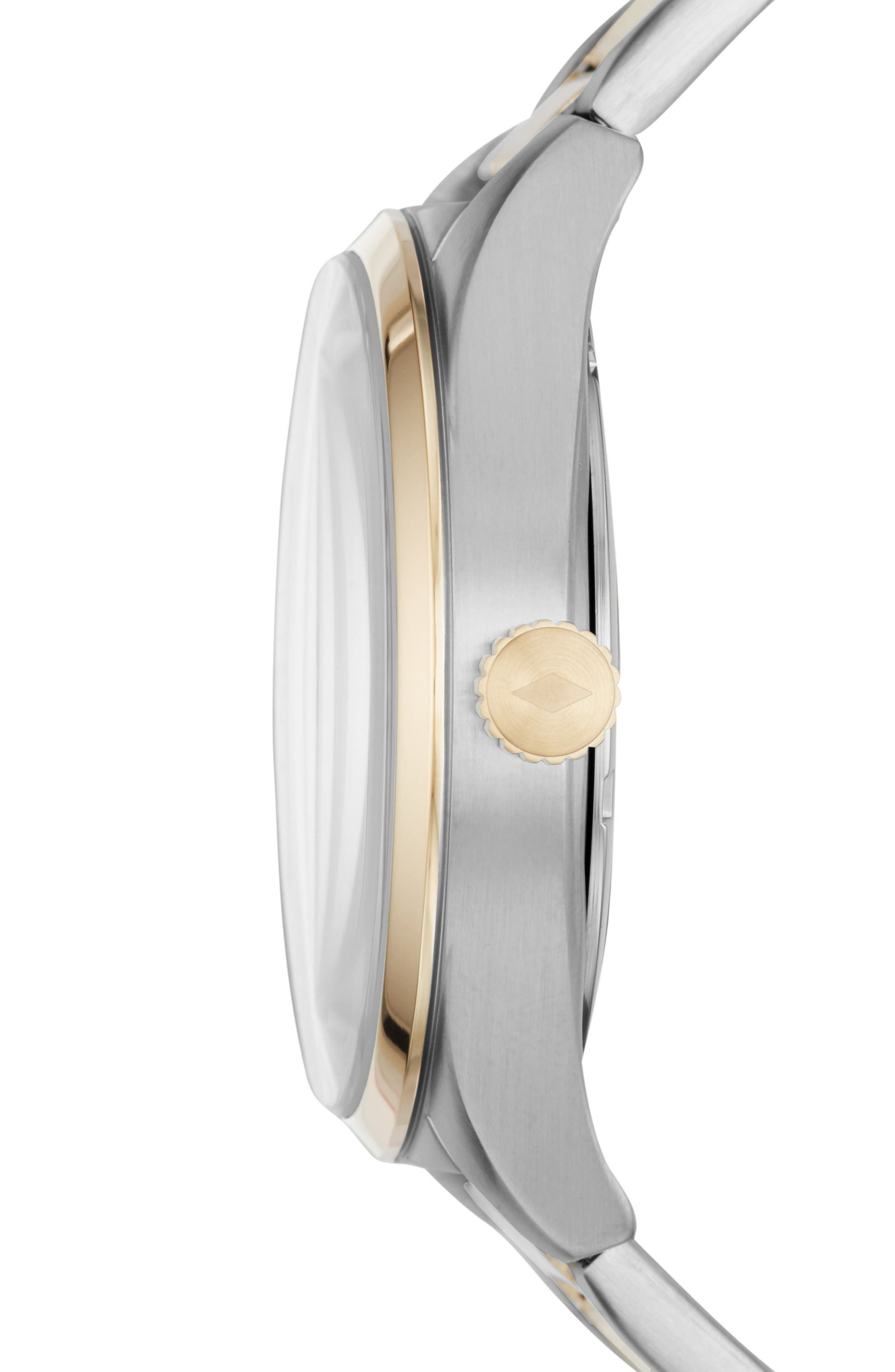 Alternate Image 2  - Fossil Mathis Bracelet Watch, 44mm