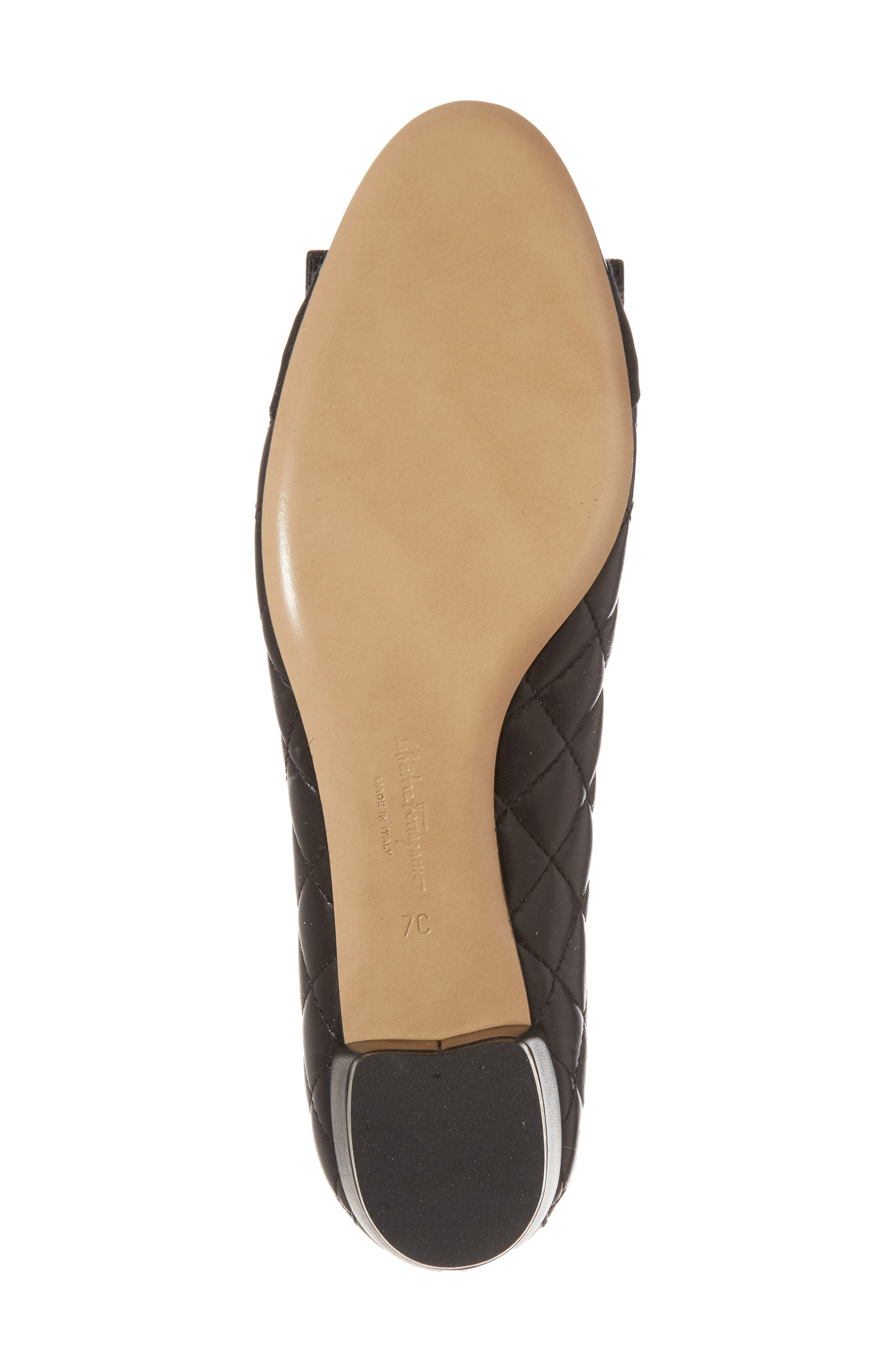 Alternate Image 6  - Salvatore Ferragamo Vara Pump (Women)