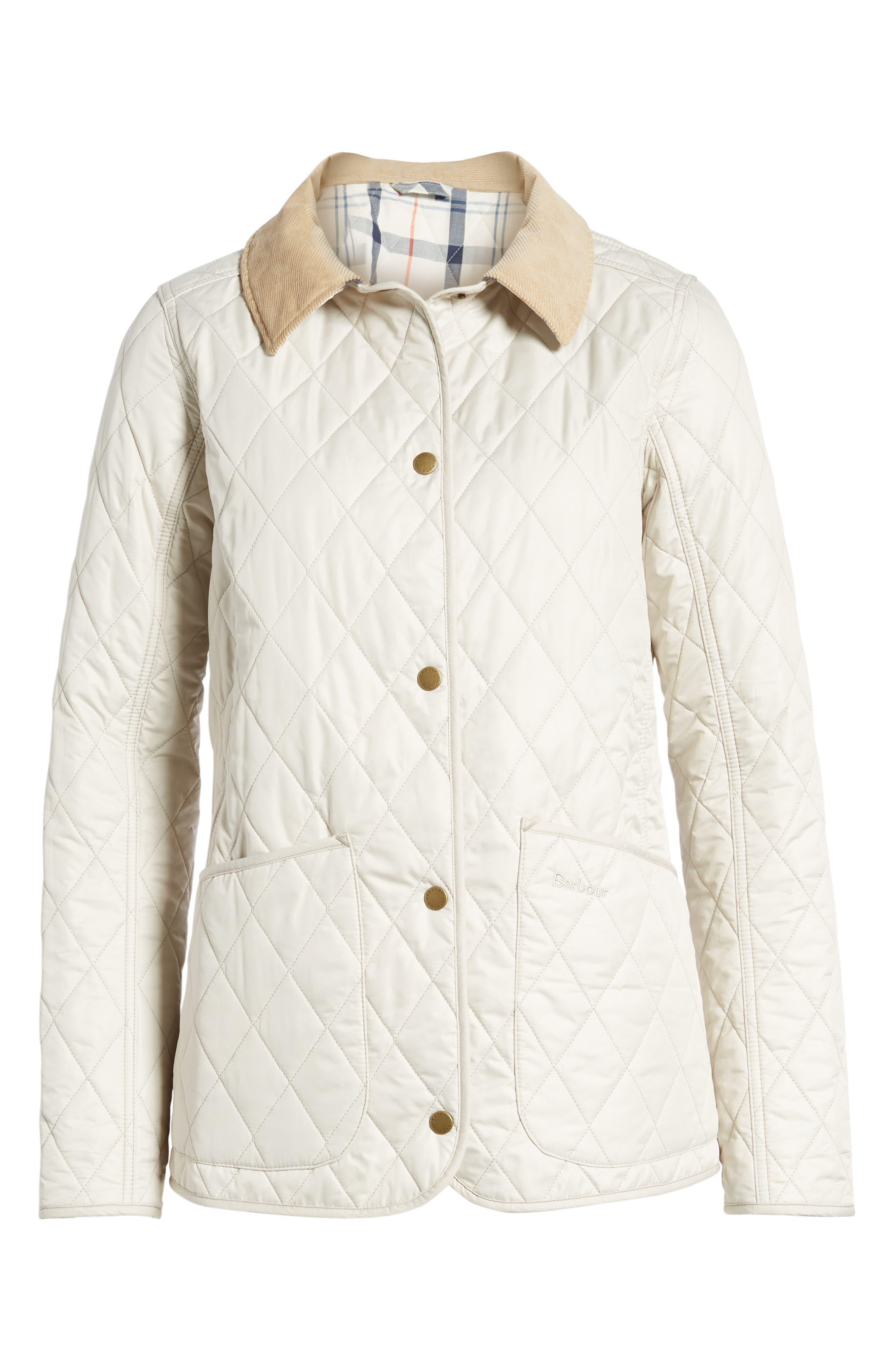 Alternate Image 6  - Barbour Spring Annandale Quilted Jacket