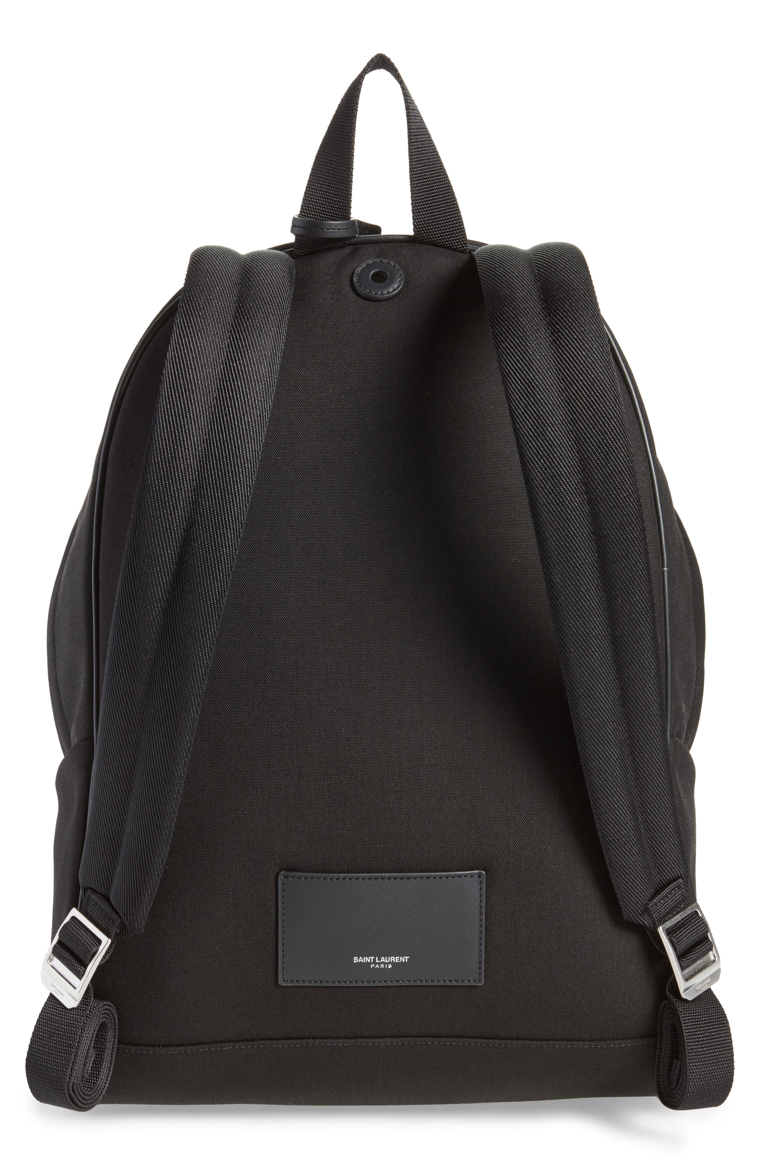 Alternate Image 2  - Saint Laurent Lightning Logo City Backpack