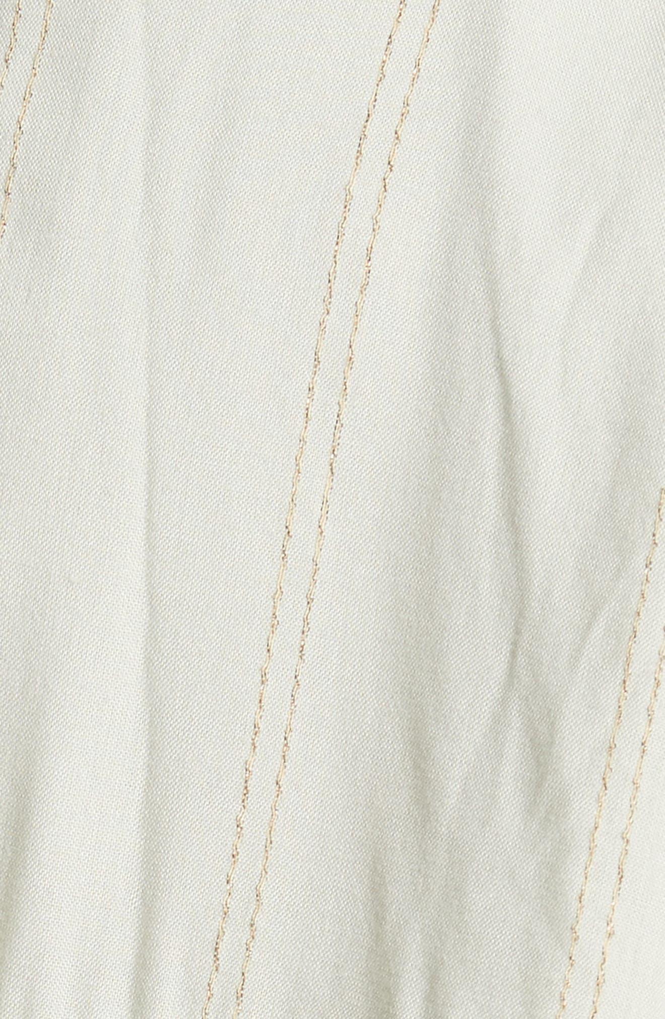 Afterglow Kimono Jacket,                             Alternate thumbnail 5, color,                             Mint