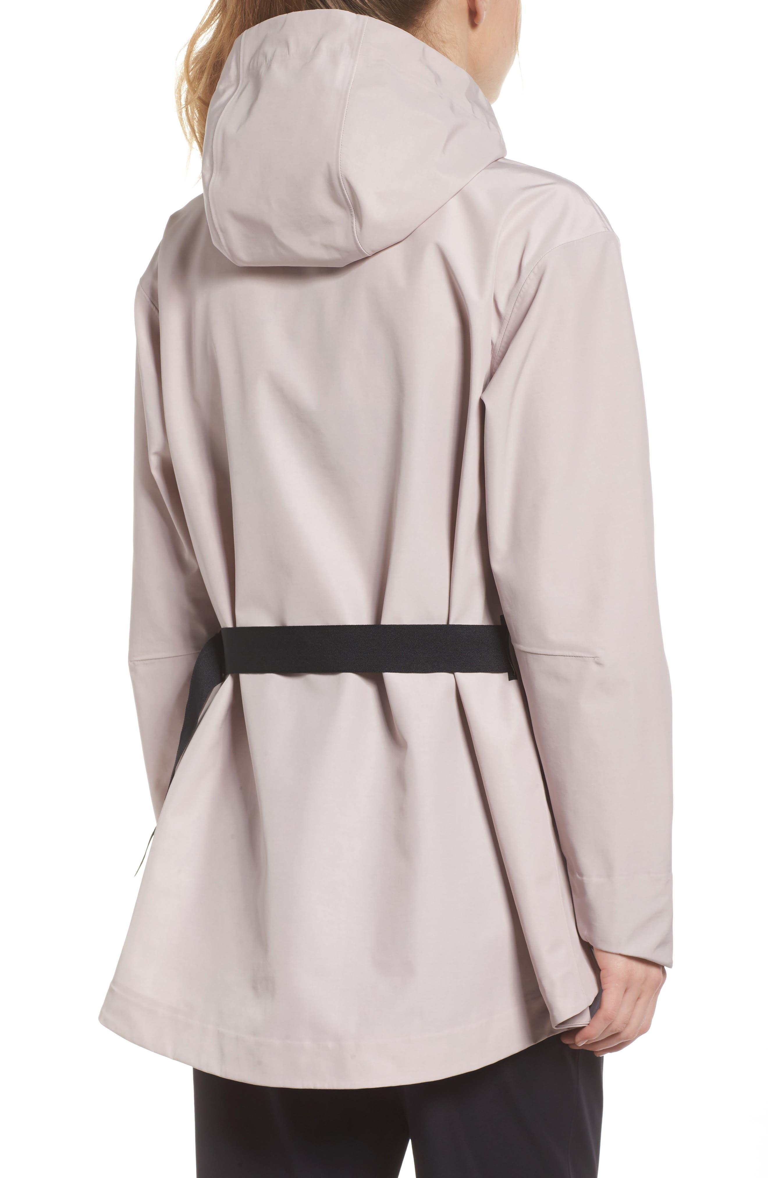 Sportswear Women's Tech Jacket,                             Alternate thumbnail 2, color,                             Particle Rose/ Black