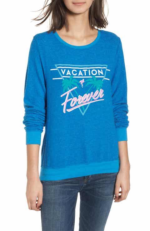 Dream Scene Vacation Forever Sweatshirt