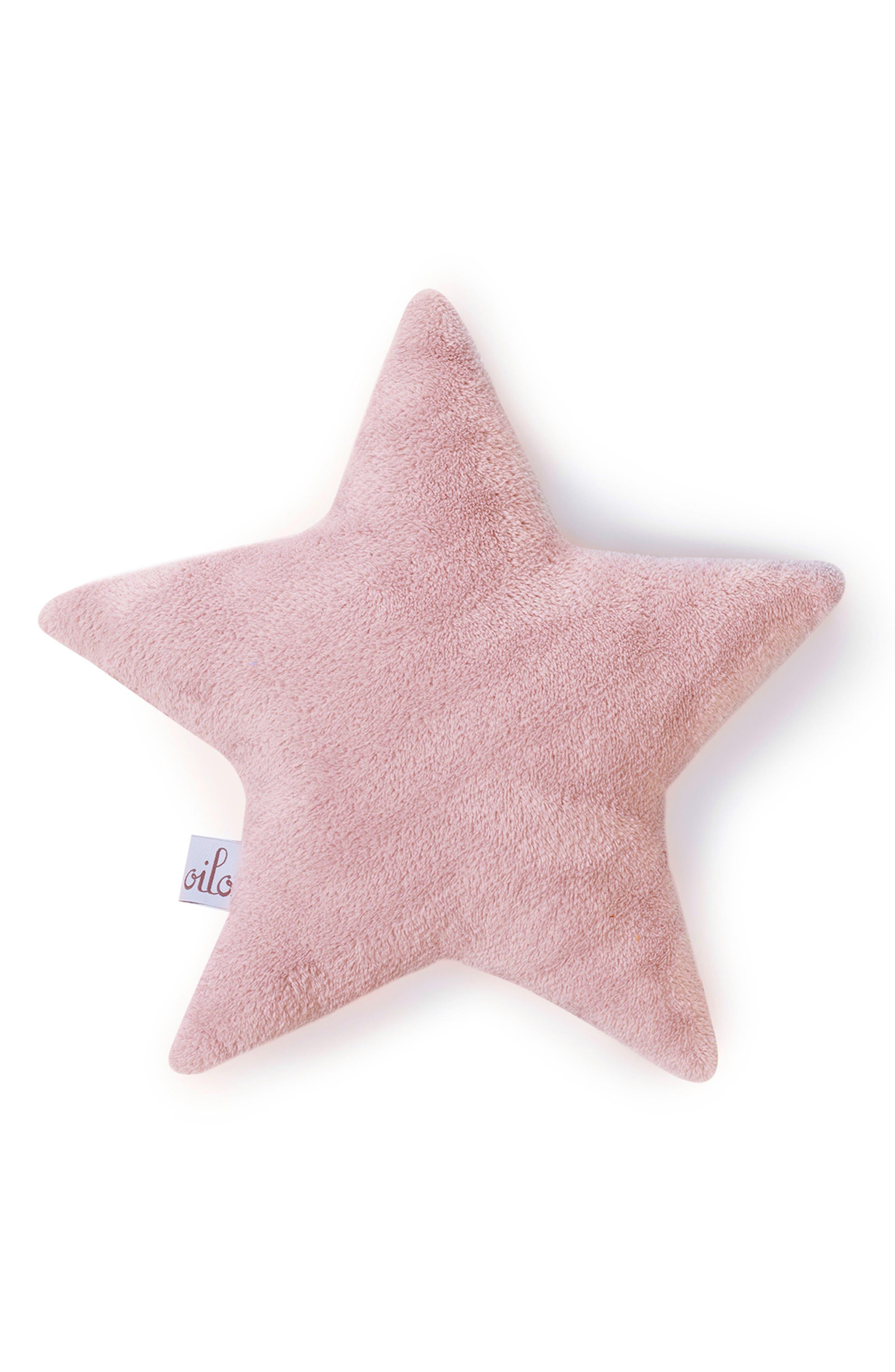 Prim Cuddle Blanket & Star Pillow Set,                             Alternate thumbnail 2, color,                             Prim