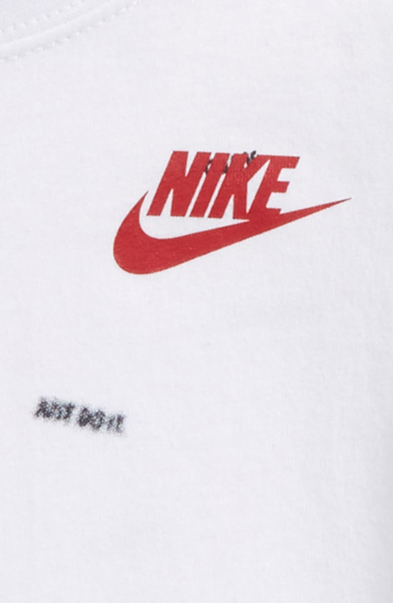 JDI Confetti T-Shirt,                             Alternate thumbnail 2, color,                             White