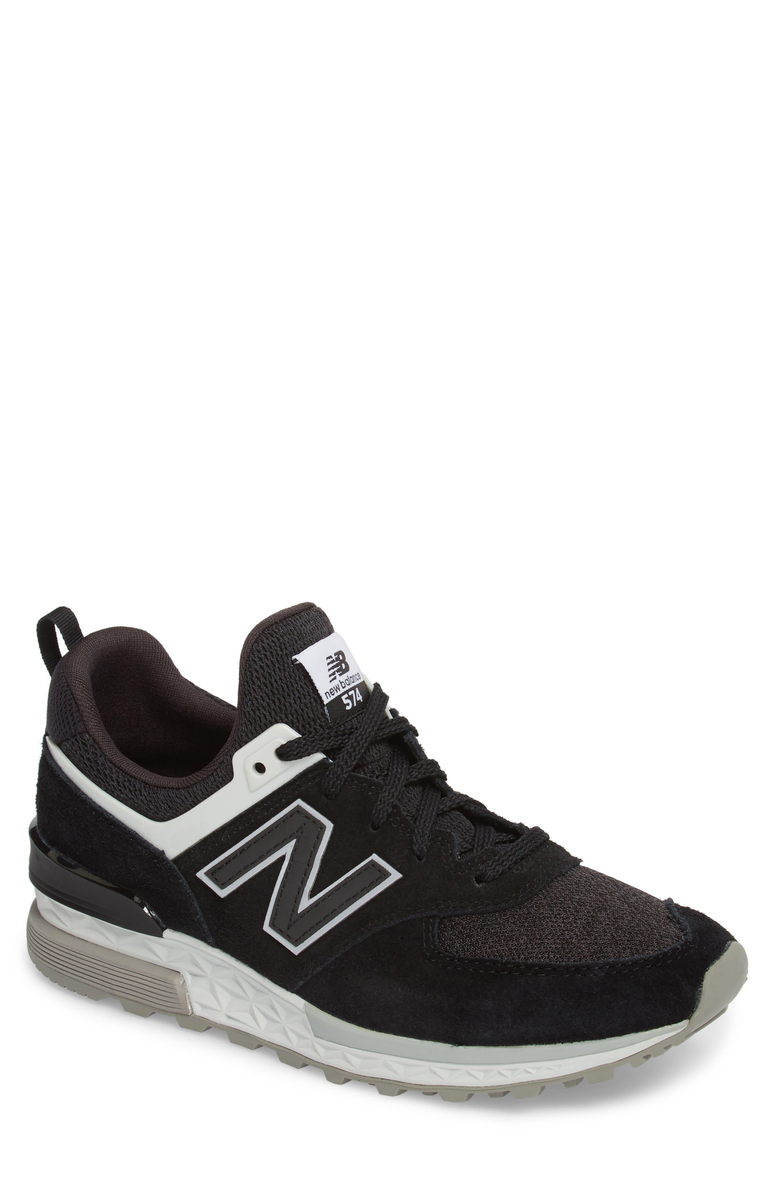 Alternate Image 1 Selected - New Balance 574 Sport Sneaker (Men)