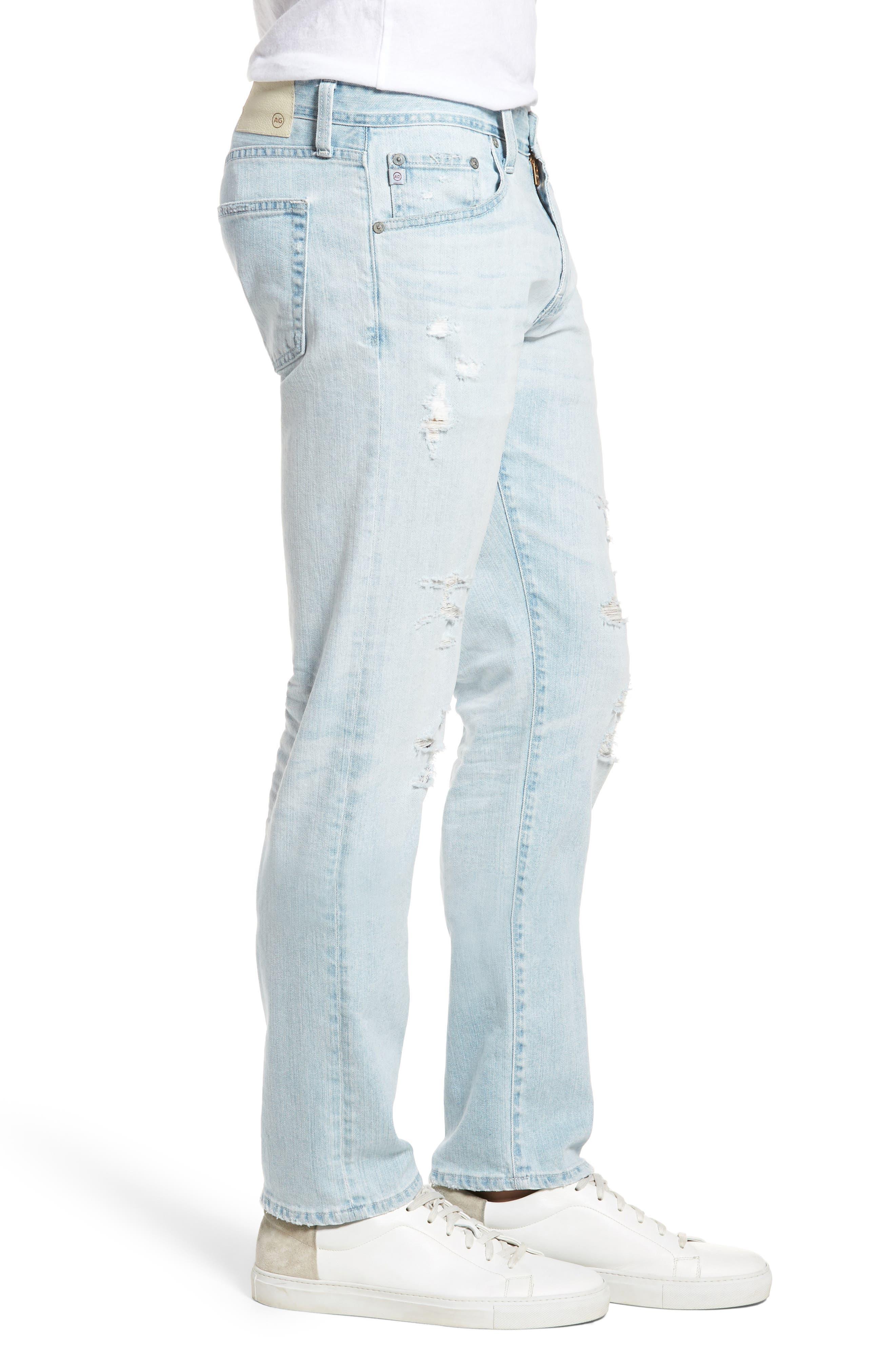 Tellis Slim Fit Jeans,                             Alternate thumbnail 3, color,                             27 Years Surfrider