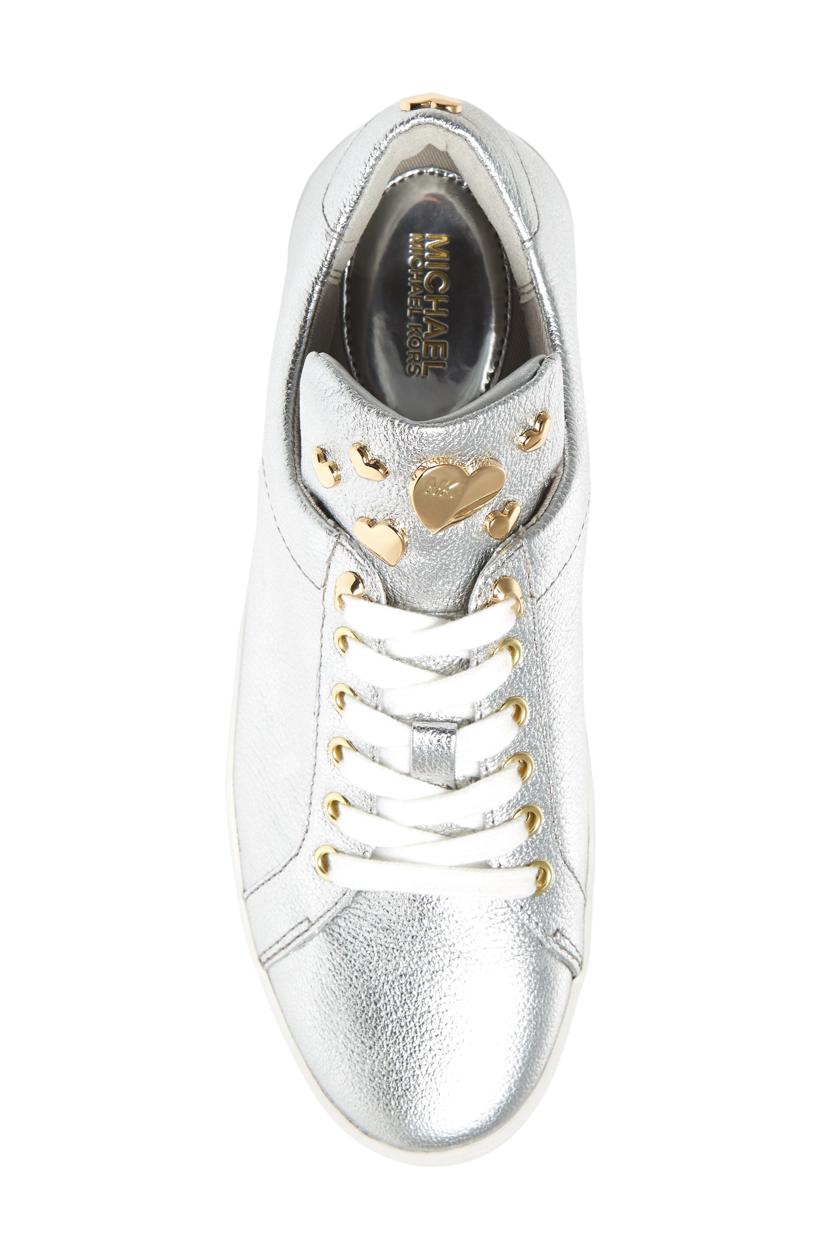 Alternate Image 5  - MICHAEL Michael Kors Mindy Platform Sneaker (Women)