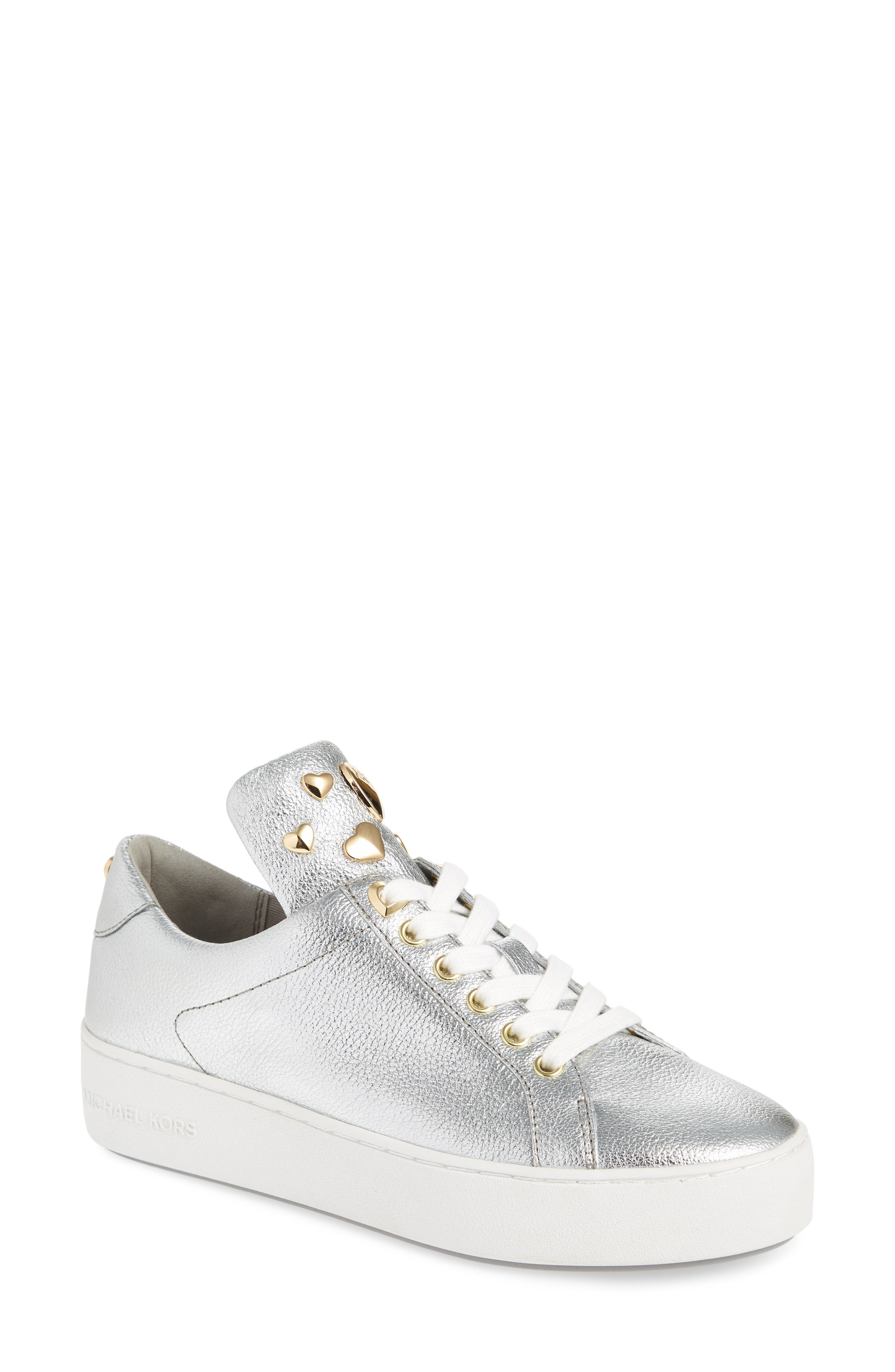 Alternate Image 1 Selected - MICHAEL Michael Kors Mindy Platform Sneaker (Women)
