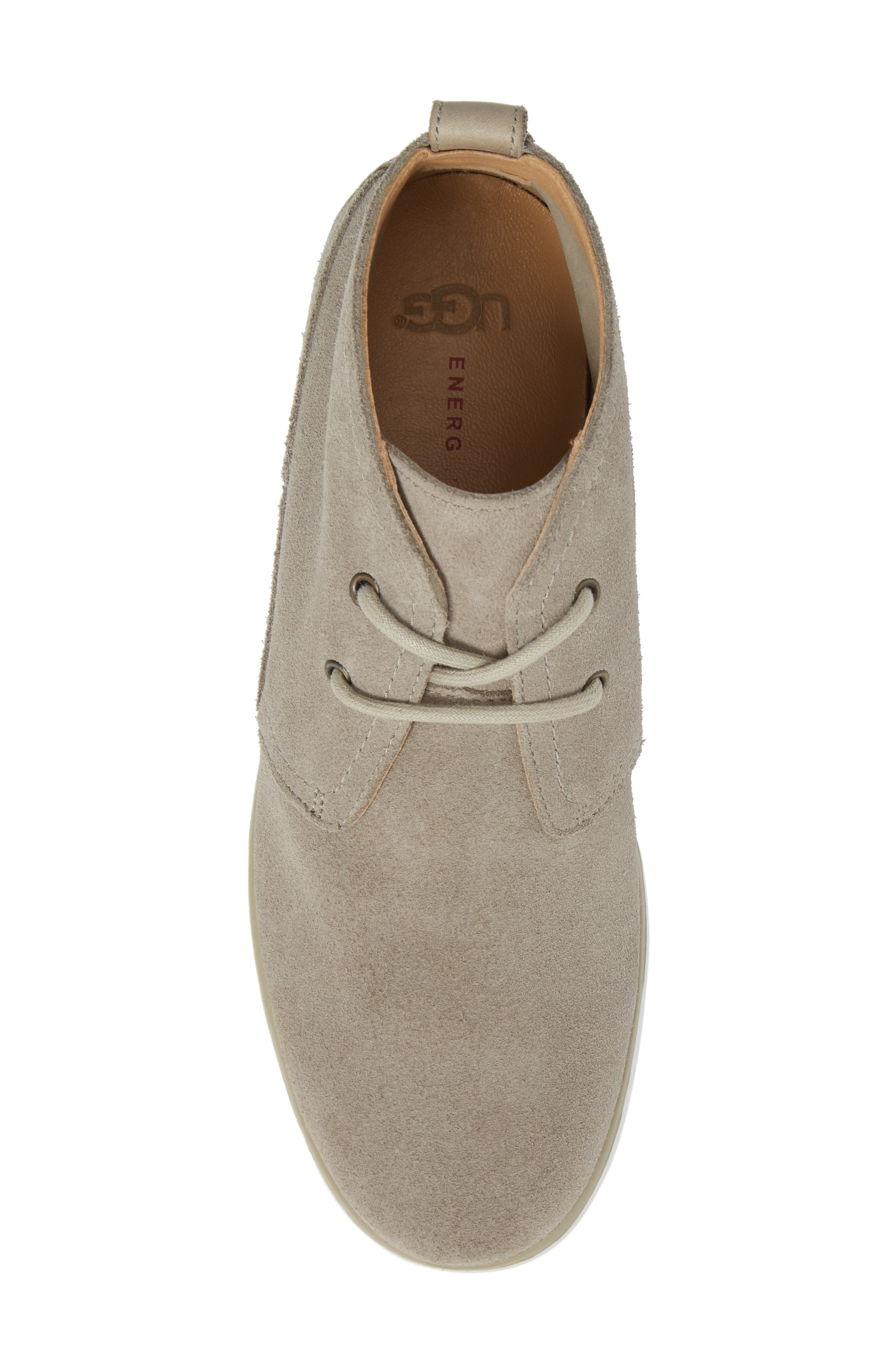 Freamon Chukka Boot,                             Alternate thumbnail 5, color,                             Pumice Leather