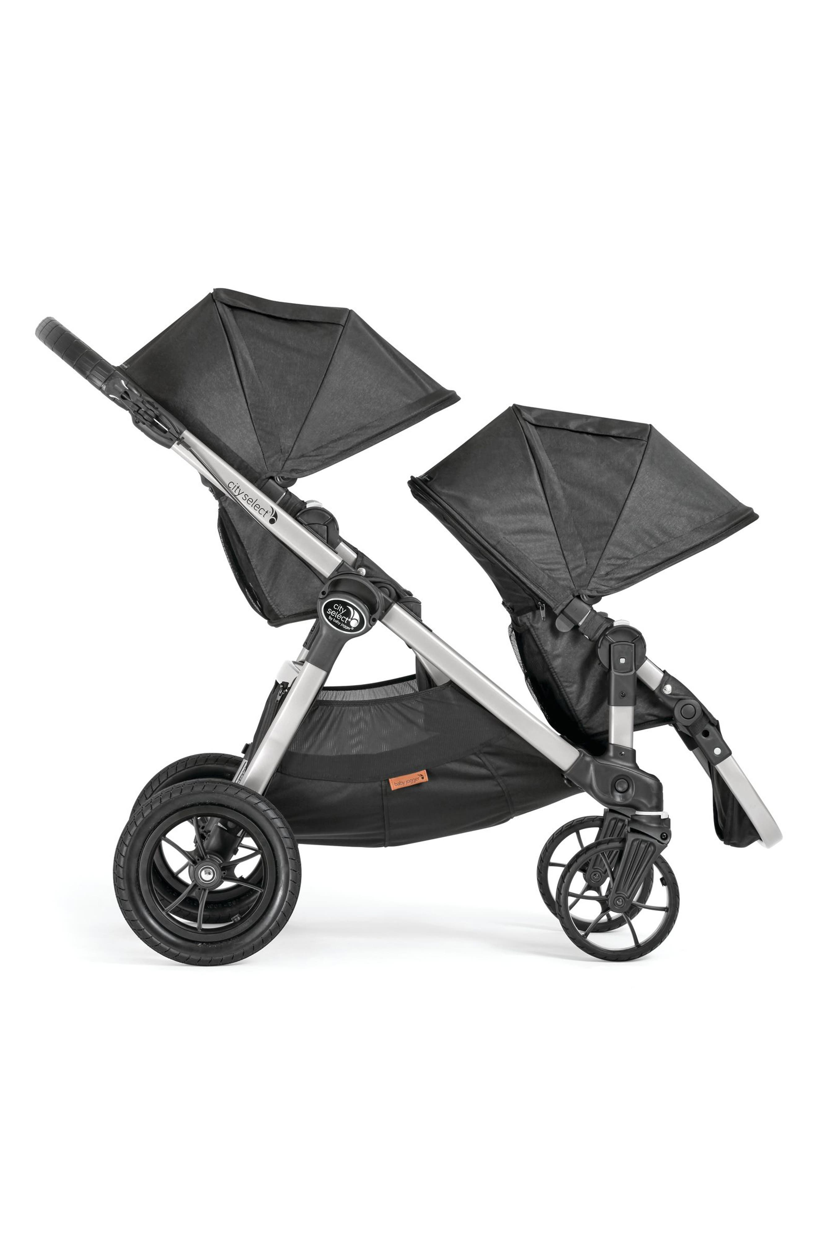 Second Stroller Seat Kit for 2018 City Select<sup>®</sup> Stroller,                             Main thumbnail 1, color,                             Grey