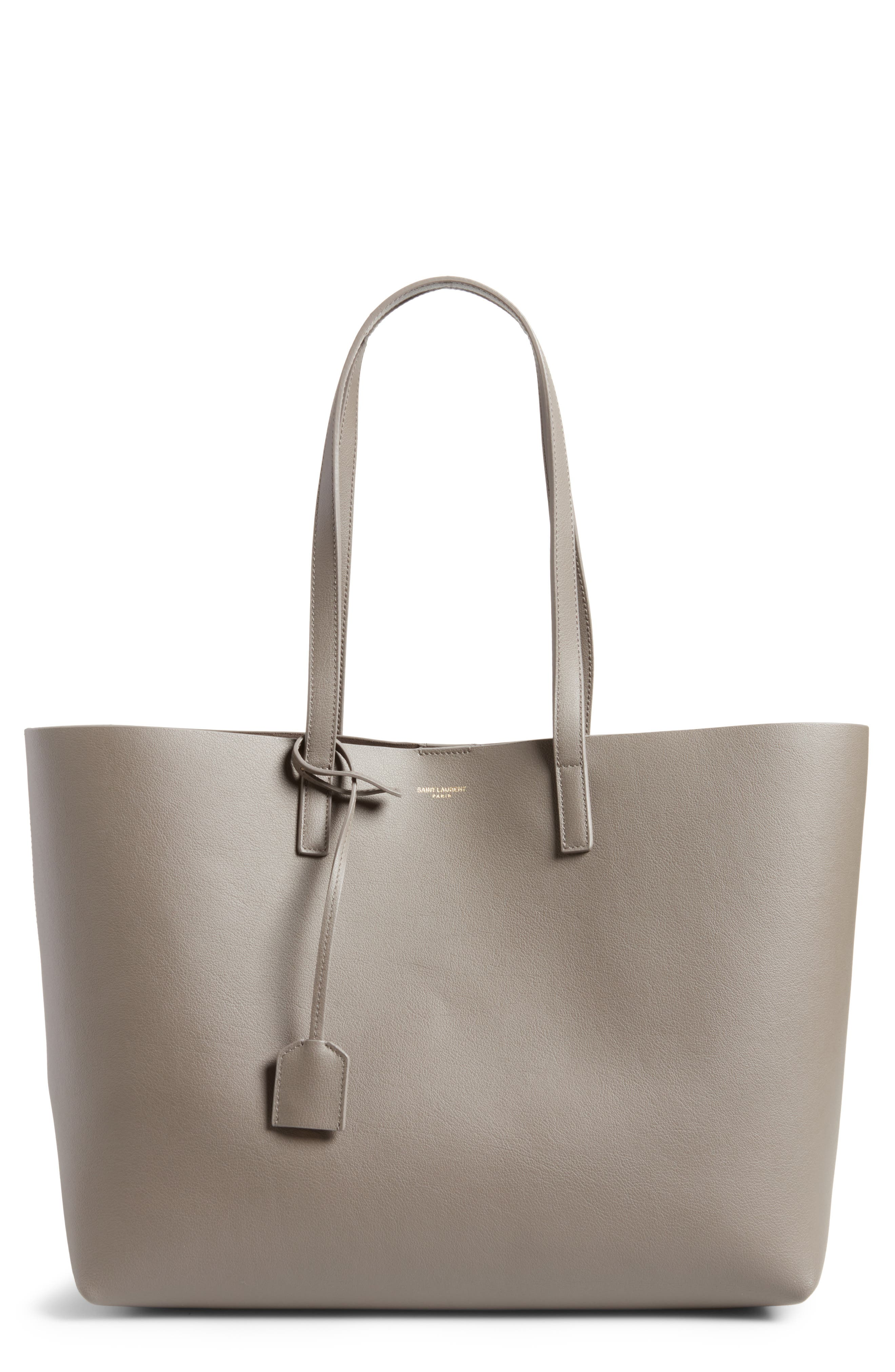 Alternate Image 1 Selected - Saint Laurent 'Shopping' Leather Tote