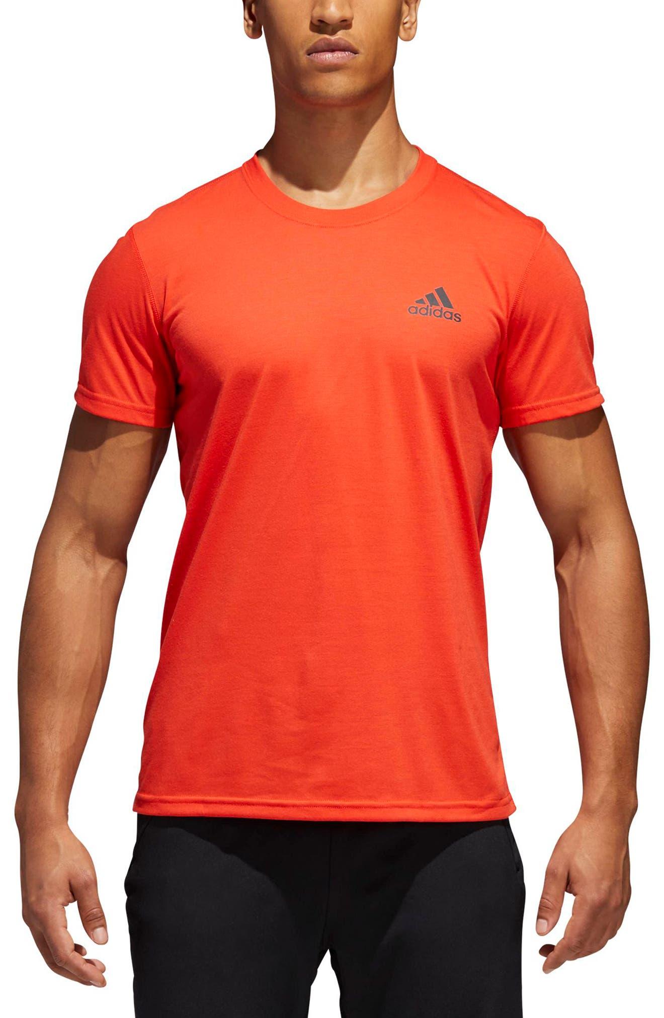 Ultimate T-Shirt,                         Main,                         color, Hi-Res Red