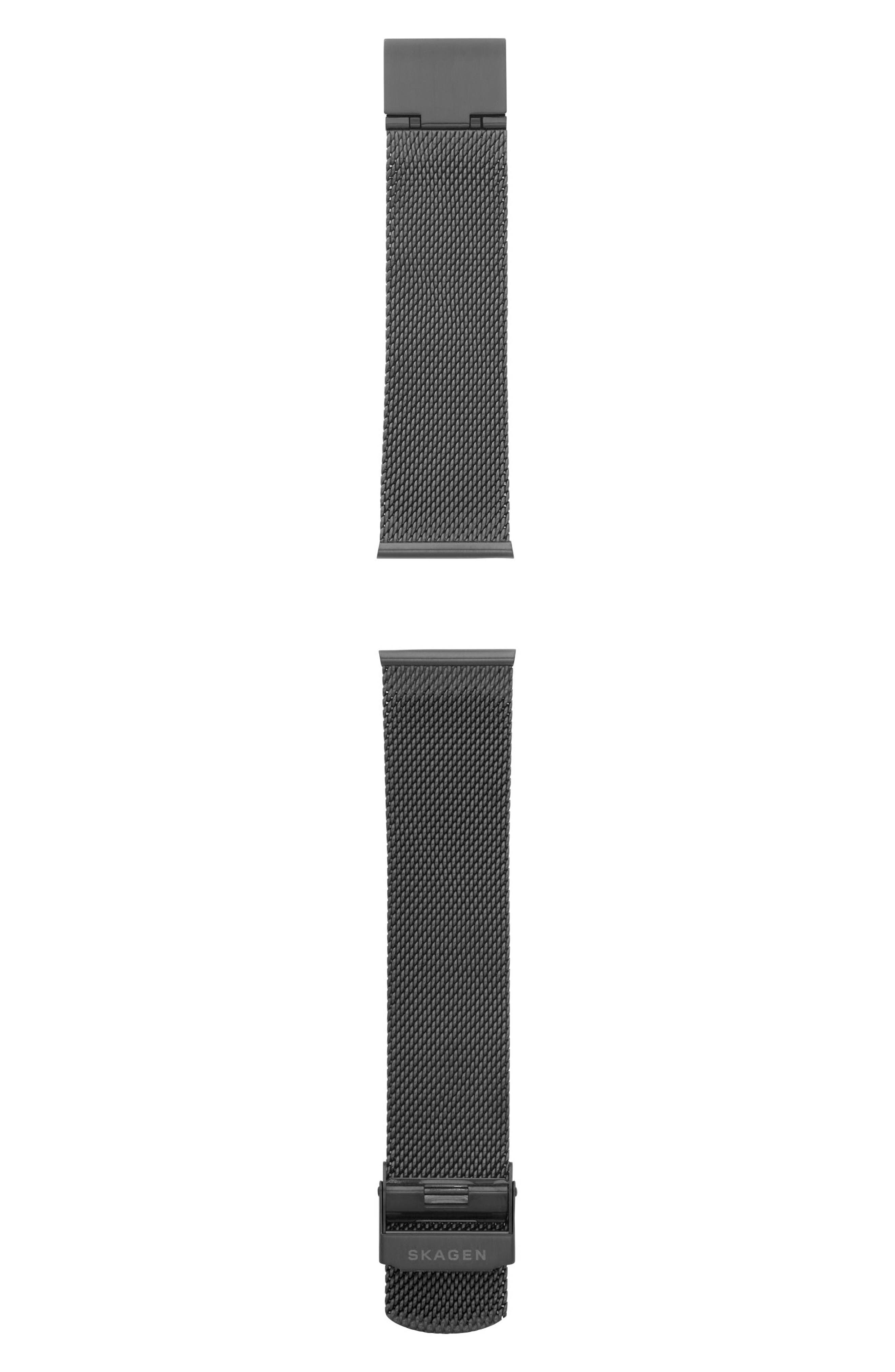 Skagen Holst Mesh Watch Strap, 21mm