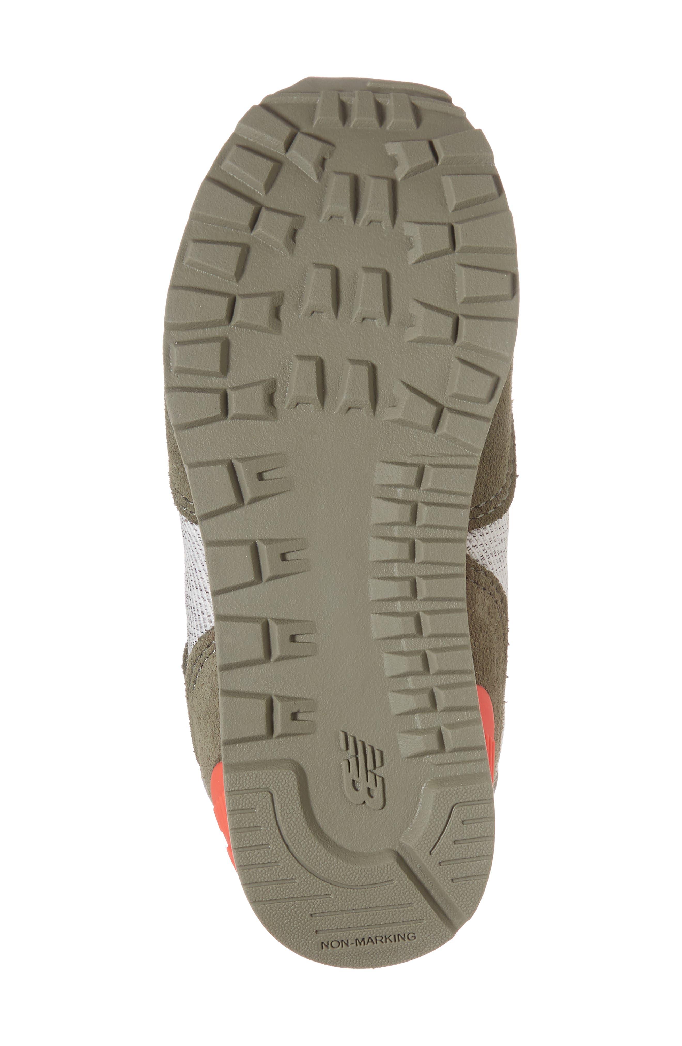 515 Sneaker,                             Alternate thumbnail 6, color,                             Green