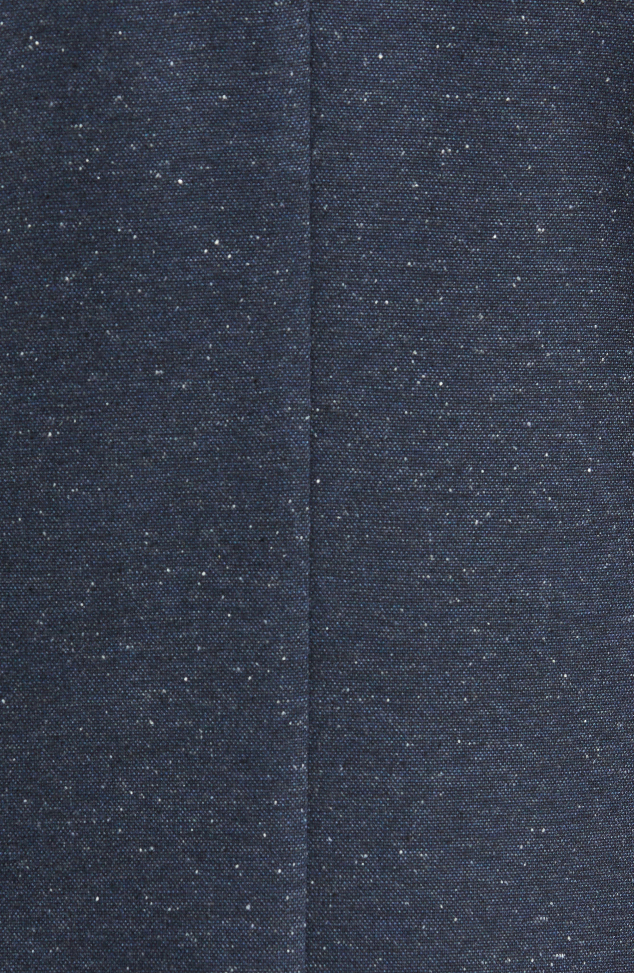 Alternate Image 5  - BOSS Norwin Trim Fit Stretch Blazer