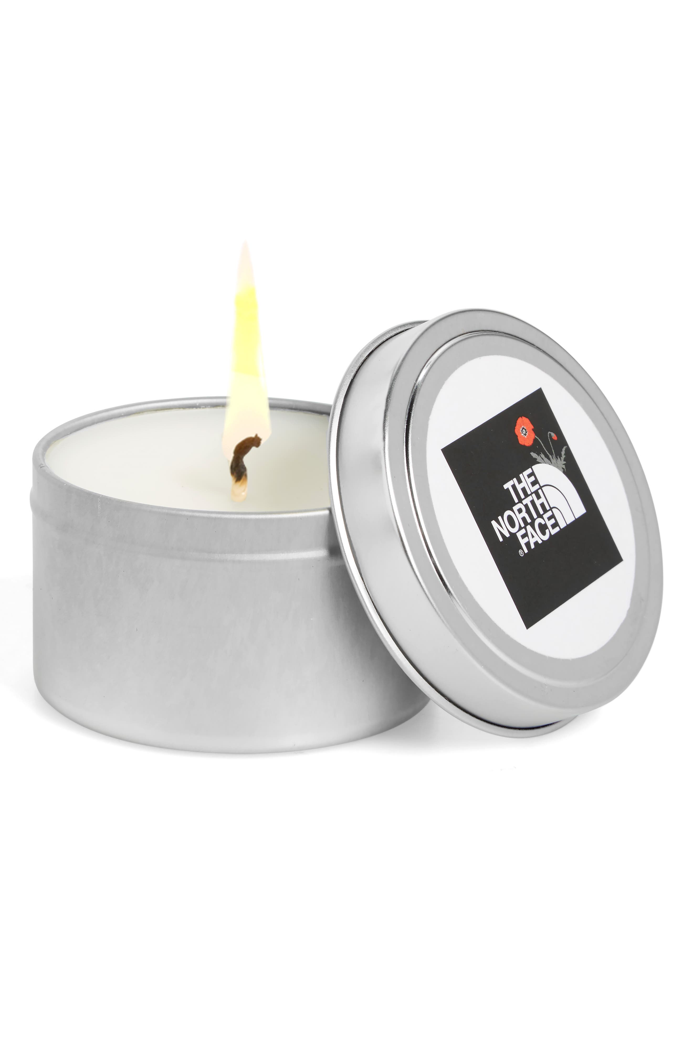 The North Face Round Tin Candle
