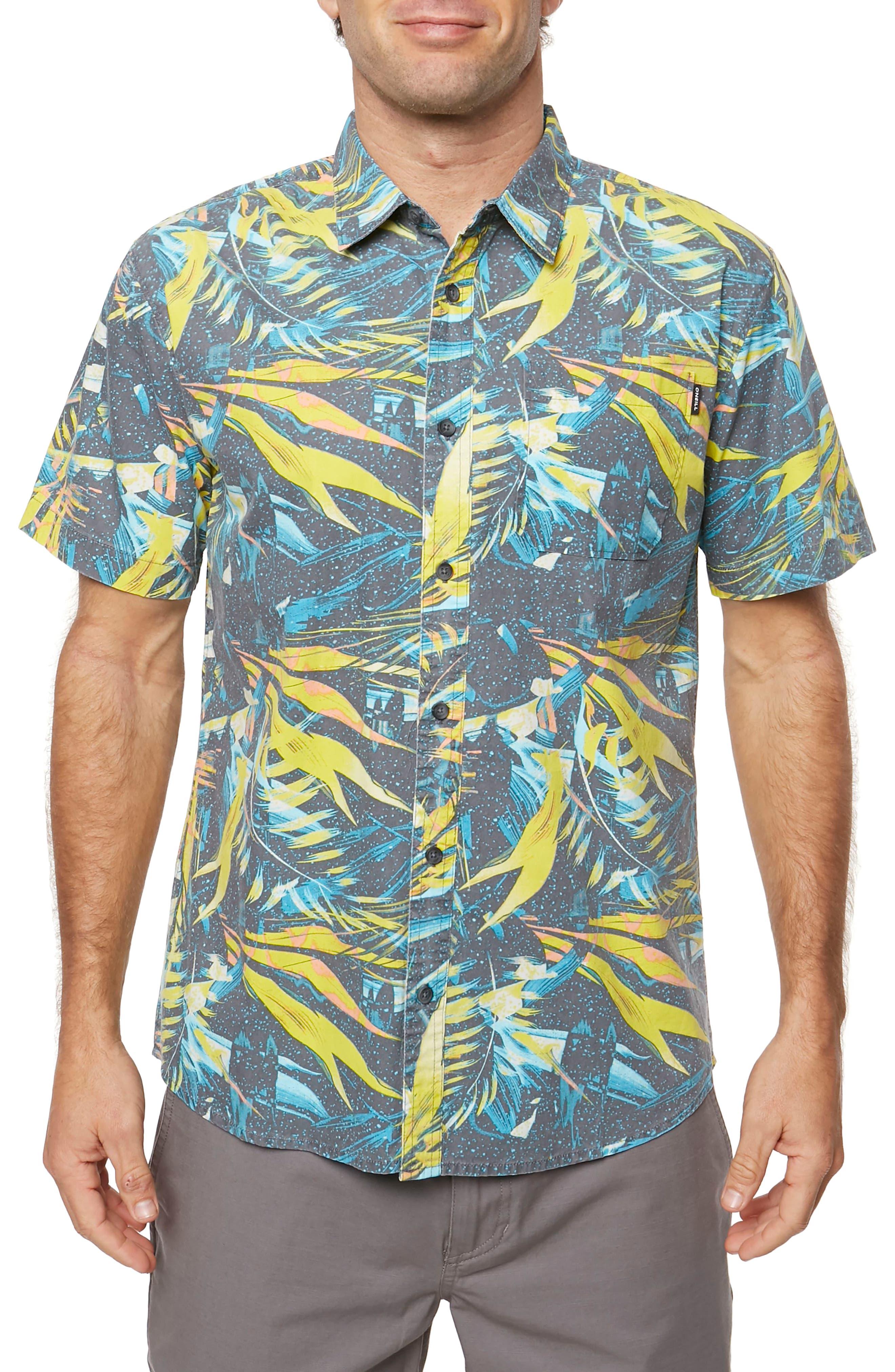 O'Neill Geronimo Woven Shirt
