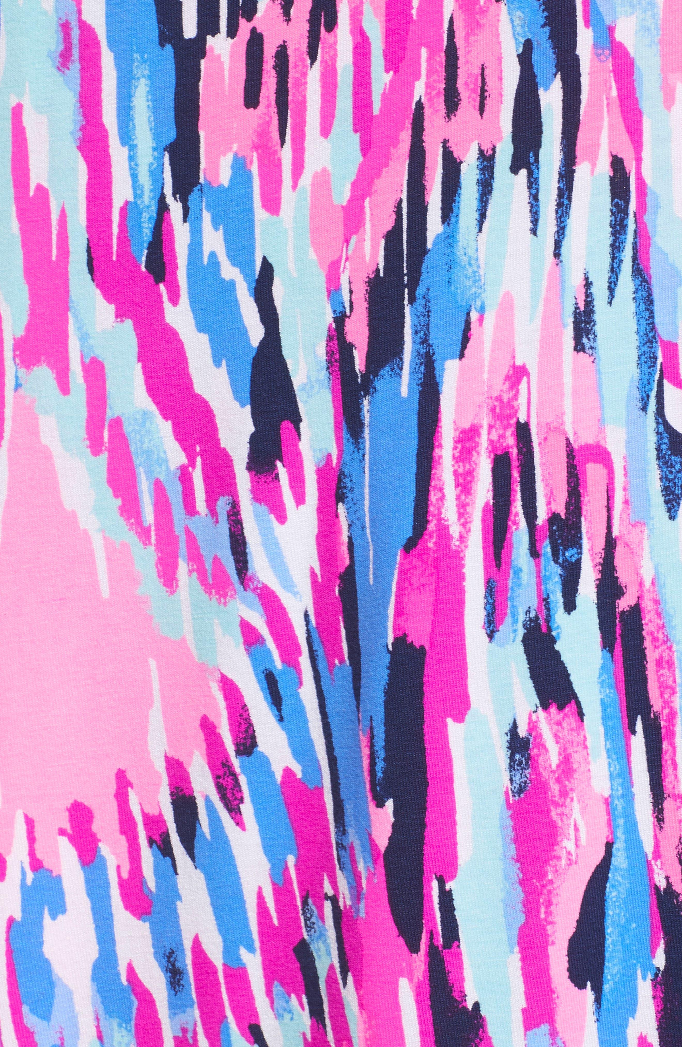 Marvista Wrap Maxi Dress,                             Alternate thumbnail 5, color,                             Multi Free Spirit