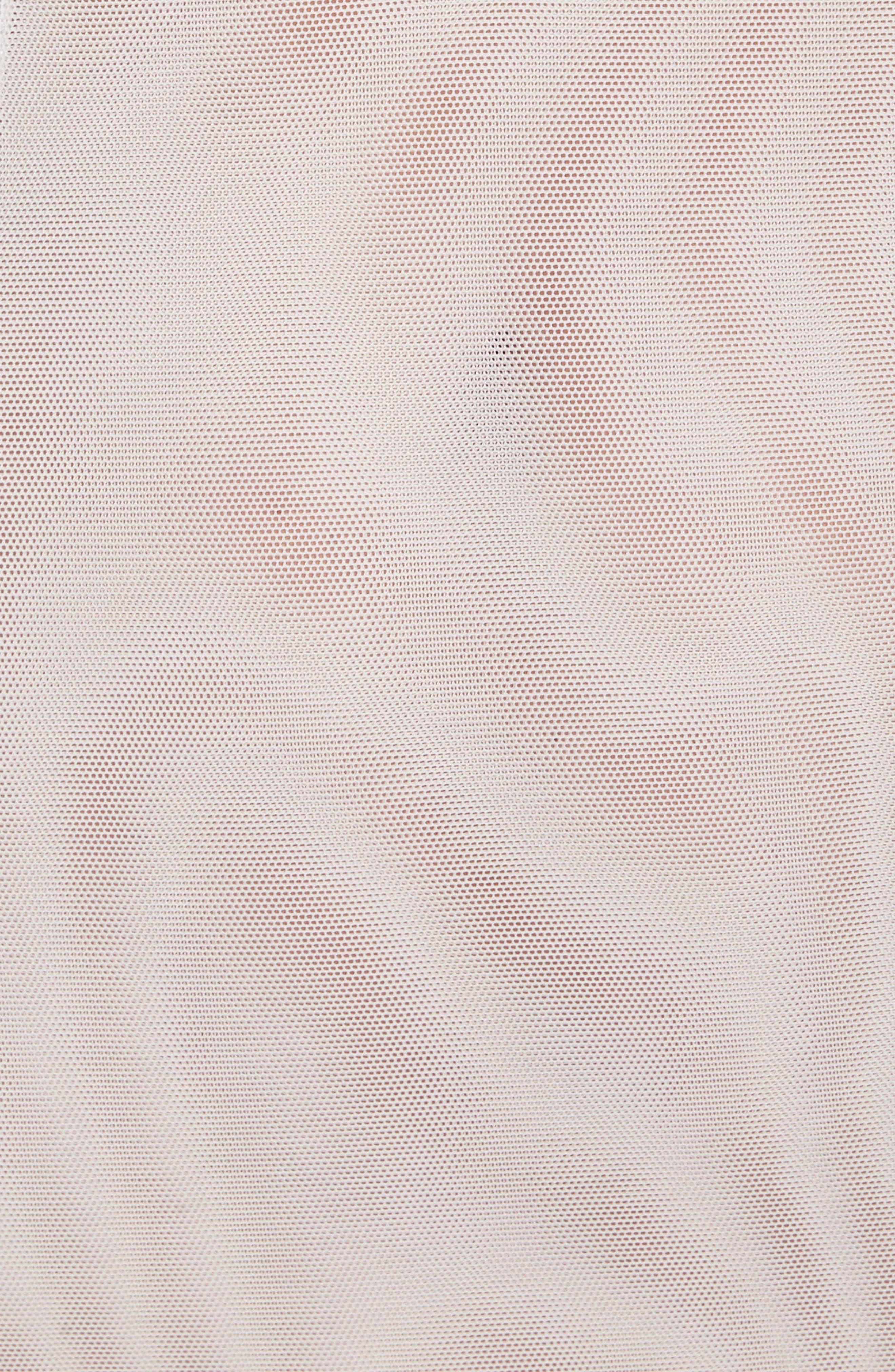 Tori Thong Bodysuit,                             Alternate thumbnail 6, color,                             Ivory