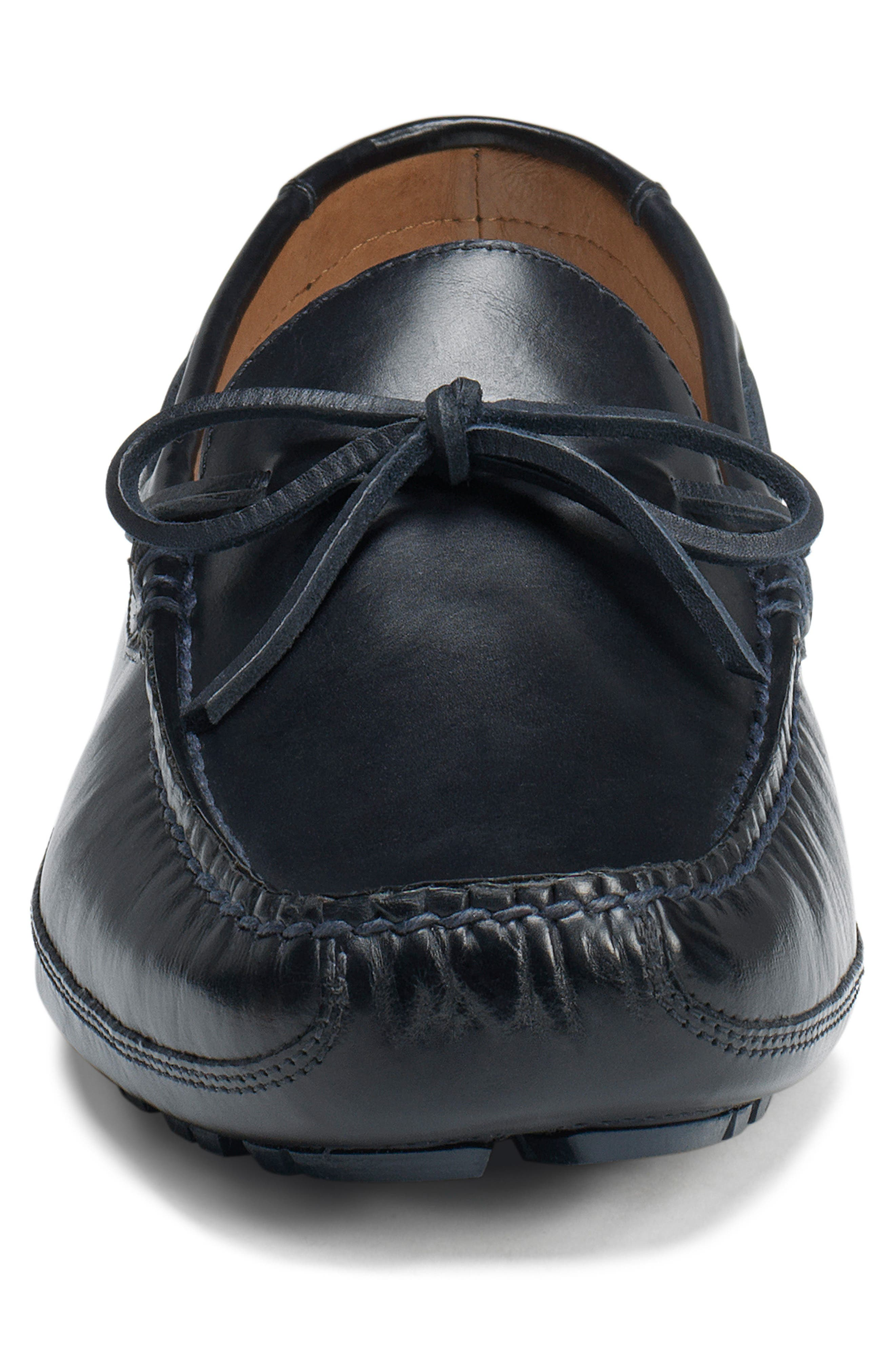 Alternate Image 4  - Trask Dillion Driving Loafer (Men)
