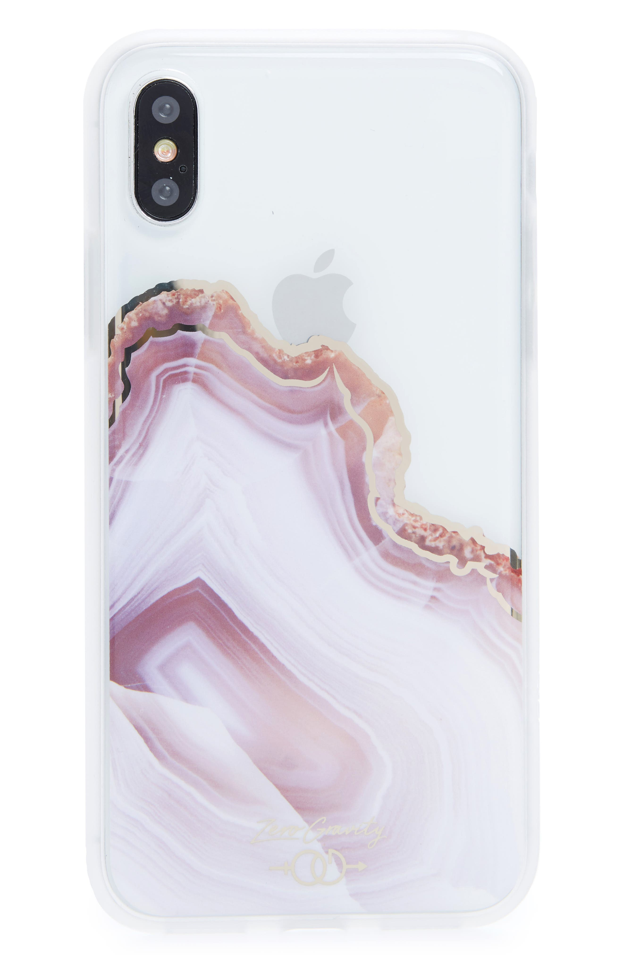 Zero Gravity Slice iPhone X Case