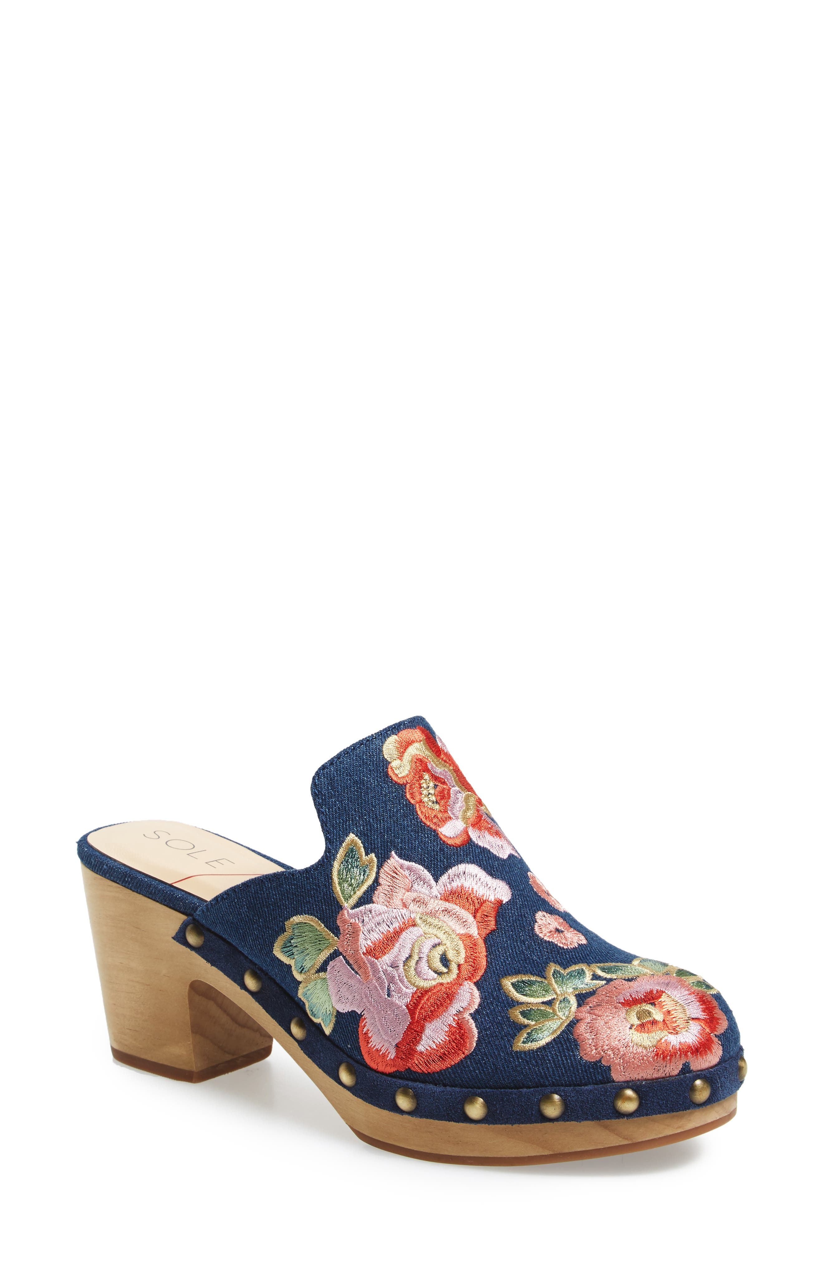 Sole Society Madelina Clog (Women)